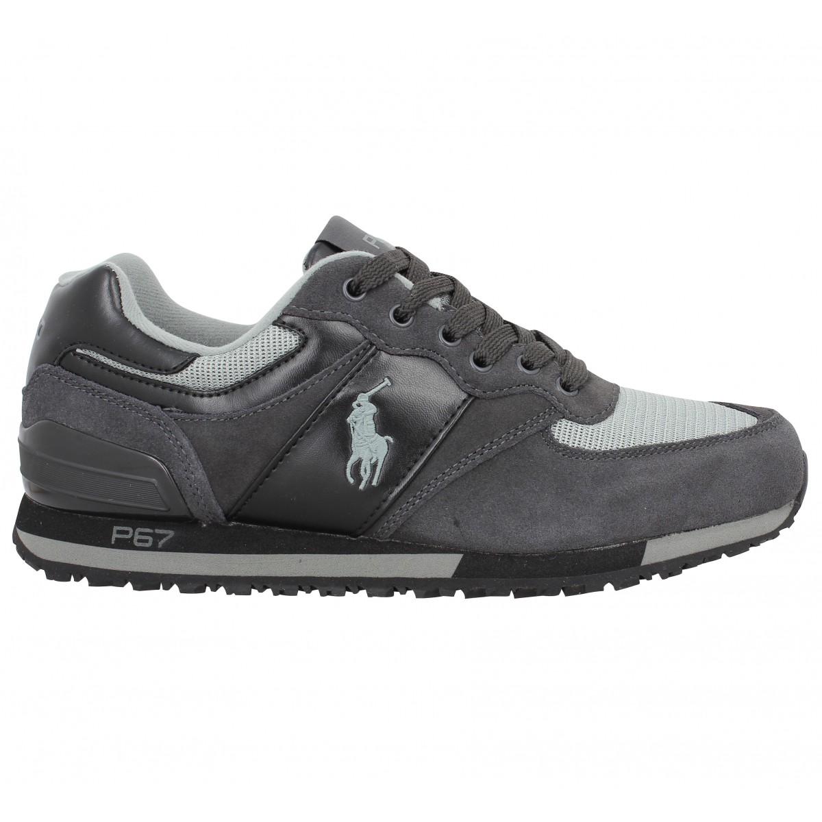 Chaussures De Sport Lage Poney Slaton Polo Ralph Lauren uqXg8