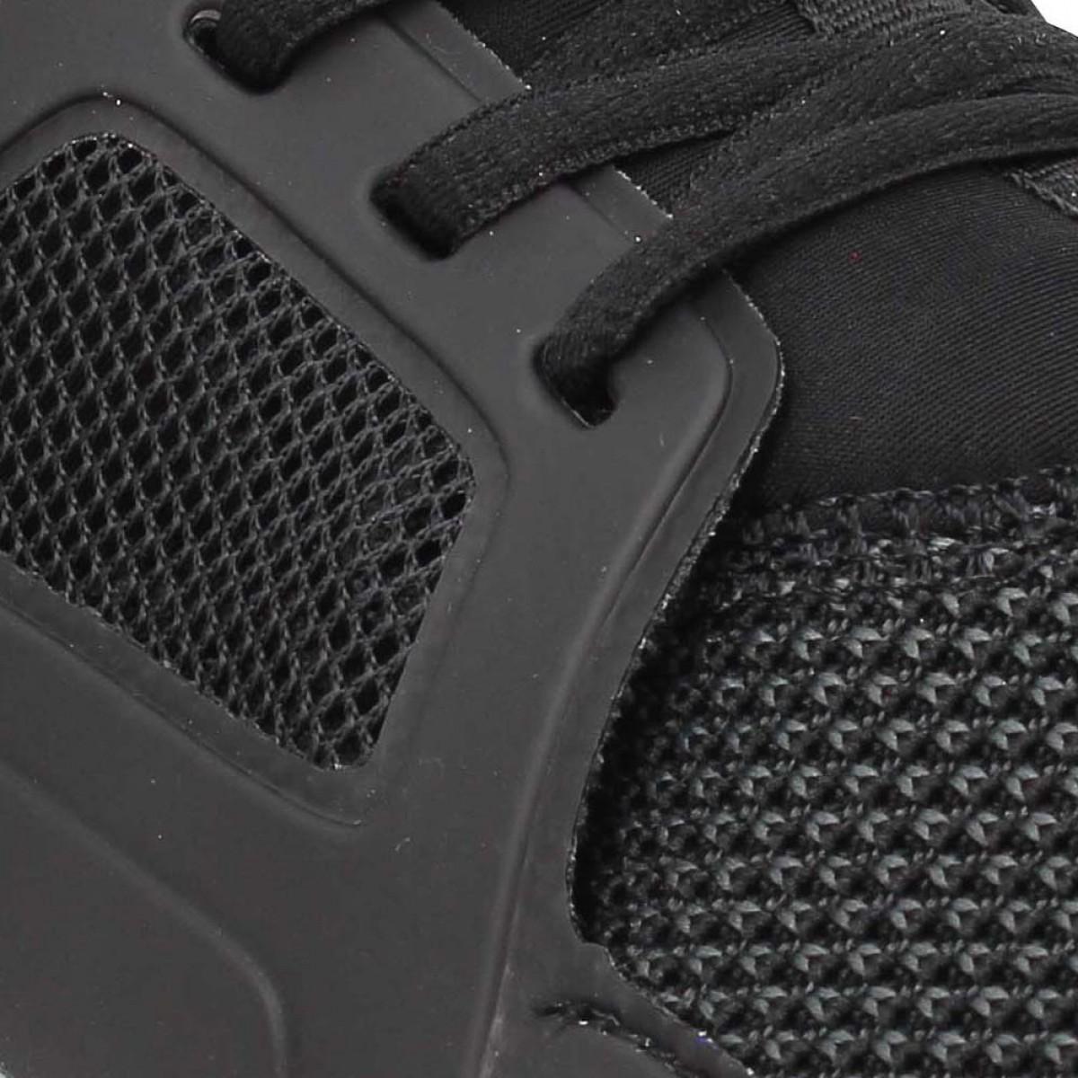 b88295aad5f606 Chaussures Polo ralph lauren train 150 toile homme noir homme ...