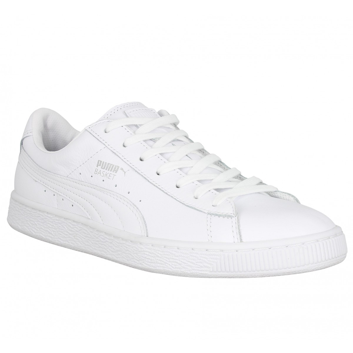 Puma Basket Classic Toile En Reduction Baskets Puma Homme