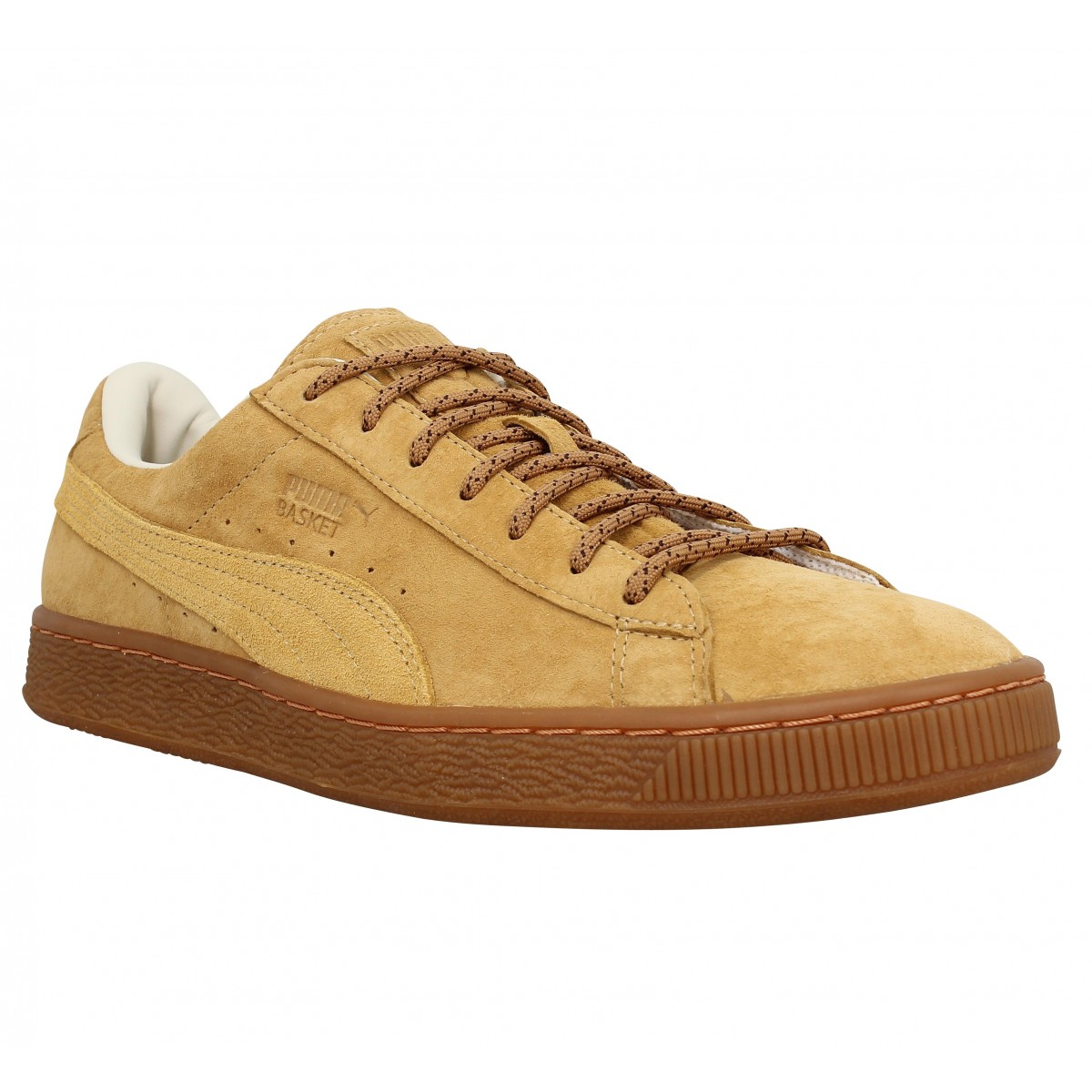 Baskets PUMA Basket Classic Winterized Beige