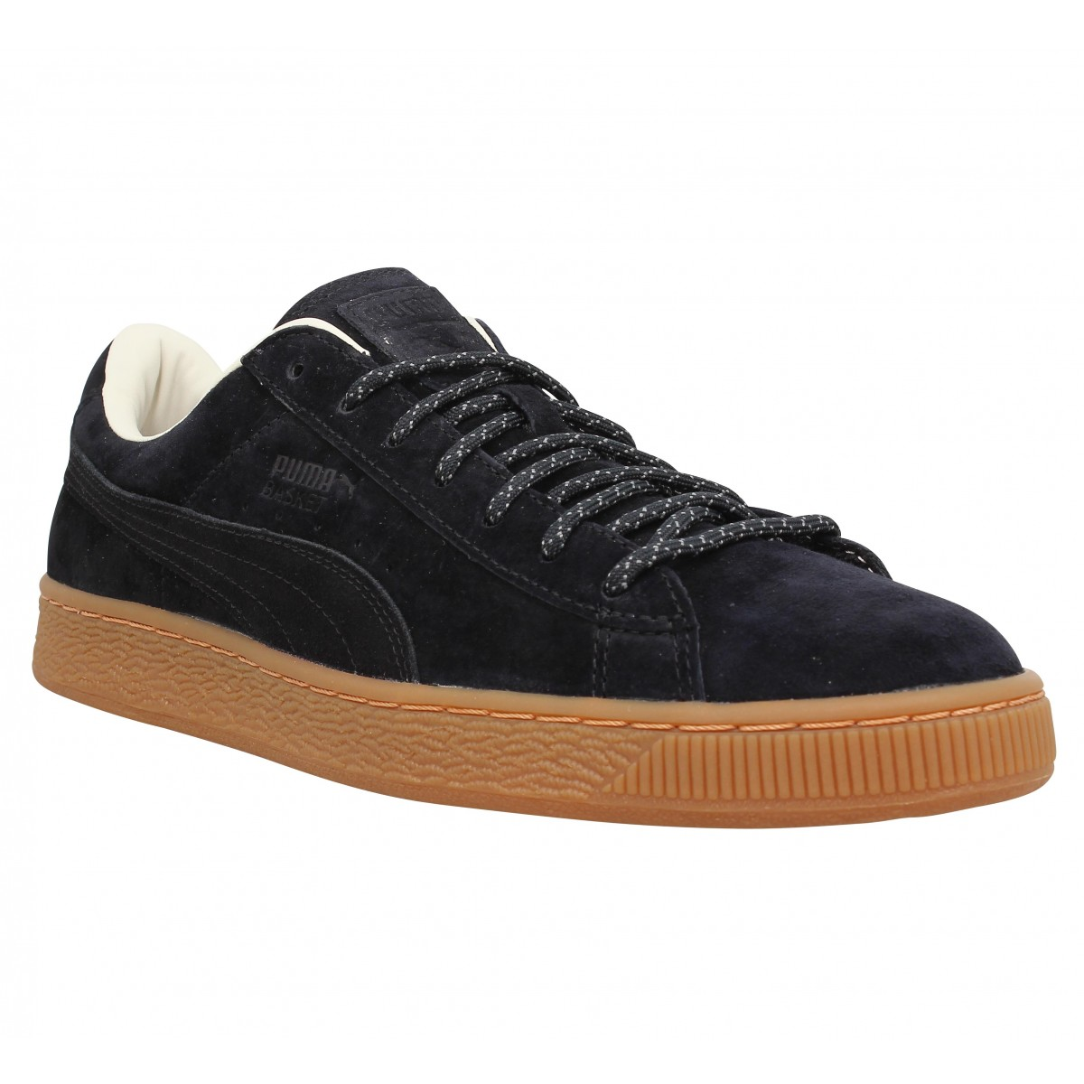 Baskets PUMA Basket Classic Winterized Noir