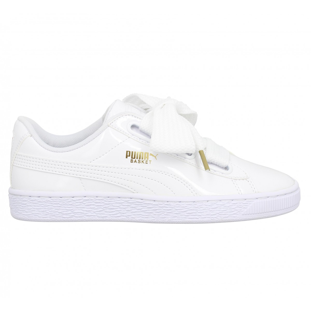 puma basket heart 35