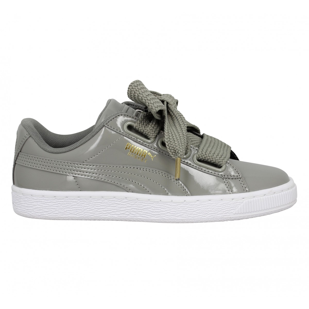 soldes chaussures puma basket heart patent femme rock femme fanny chaussures. Black Bedroom Furniture Sets. Home Design Ideas