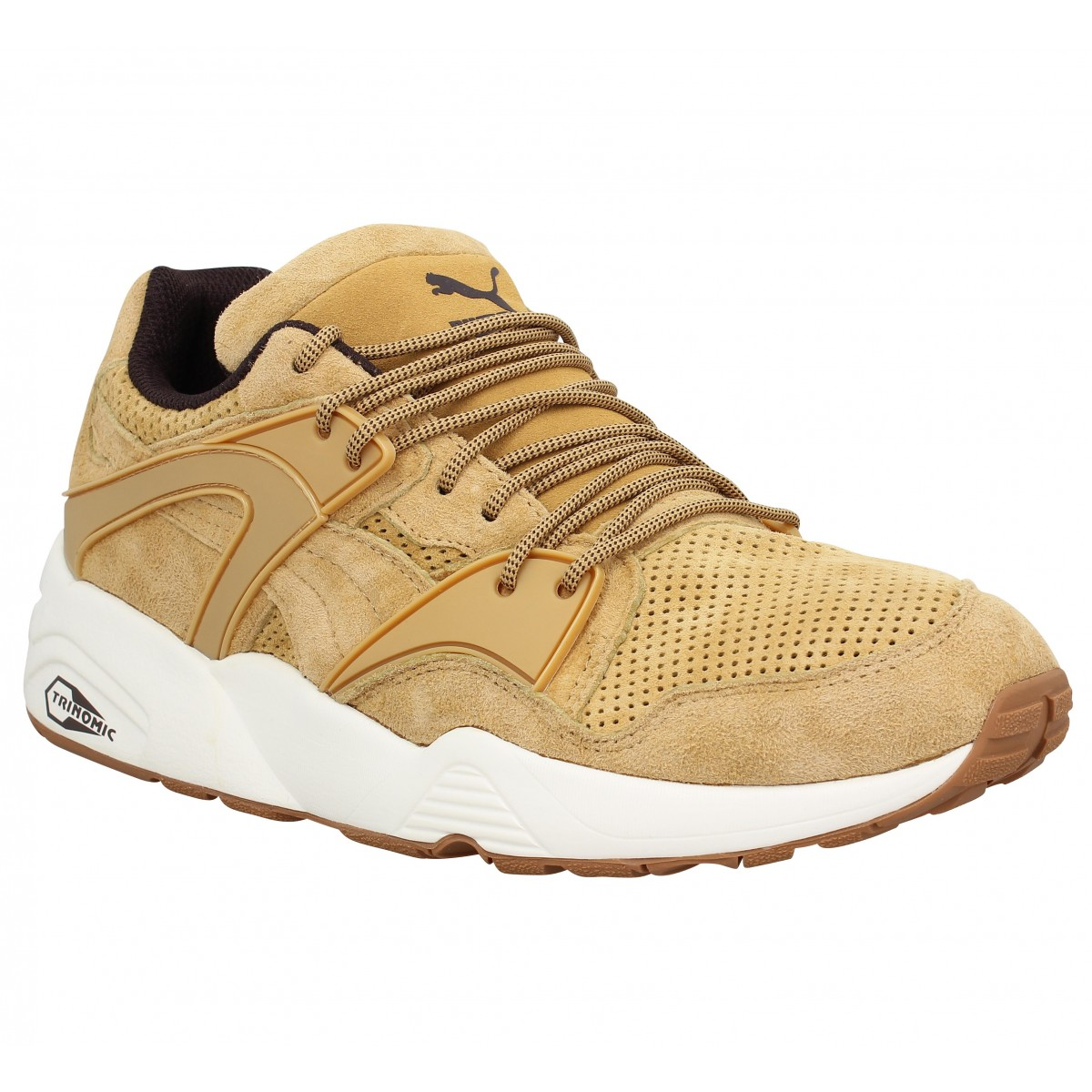 Baskets PUMA Blaze Winterized Beige