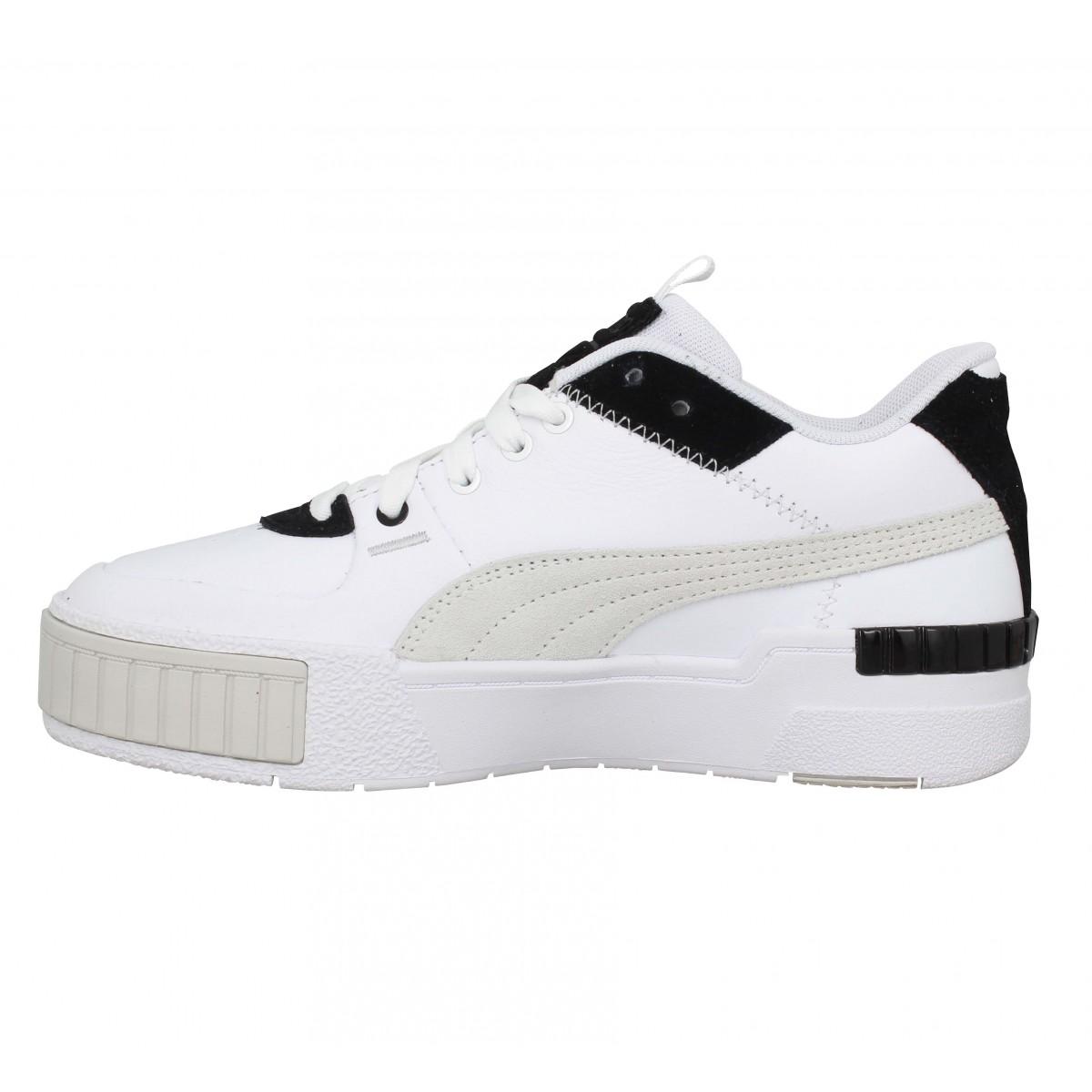 puma cali femme chaussures