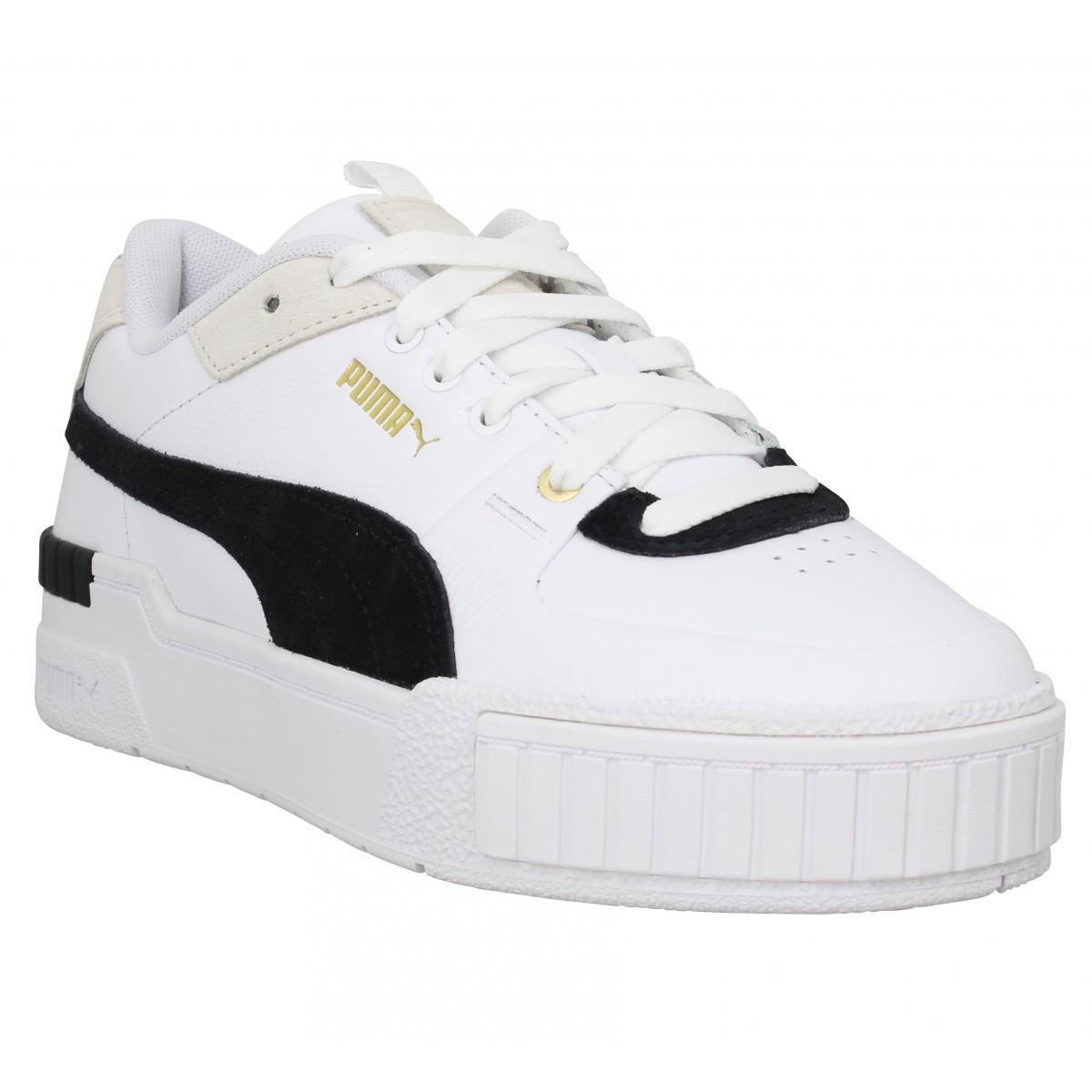 chaussures femme puma cali