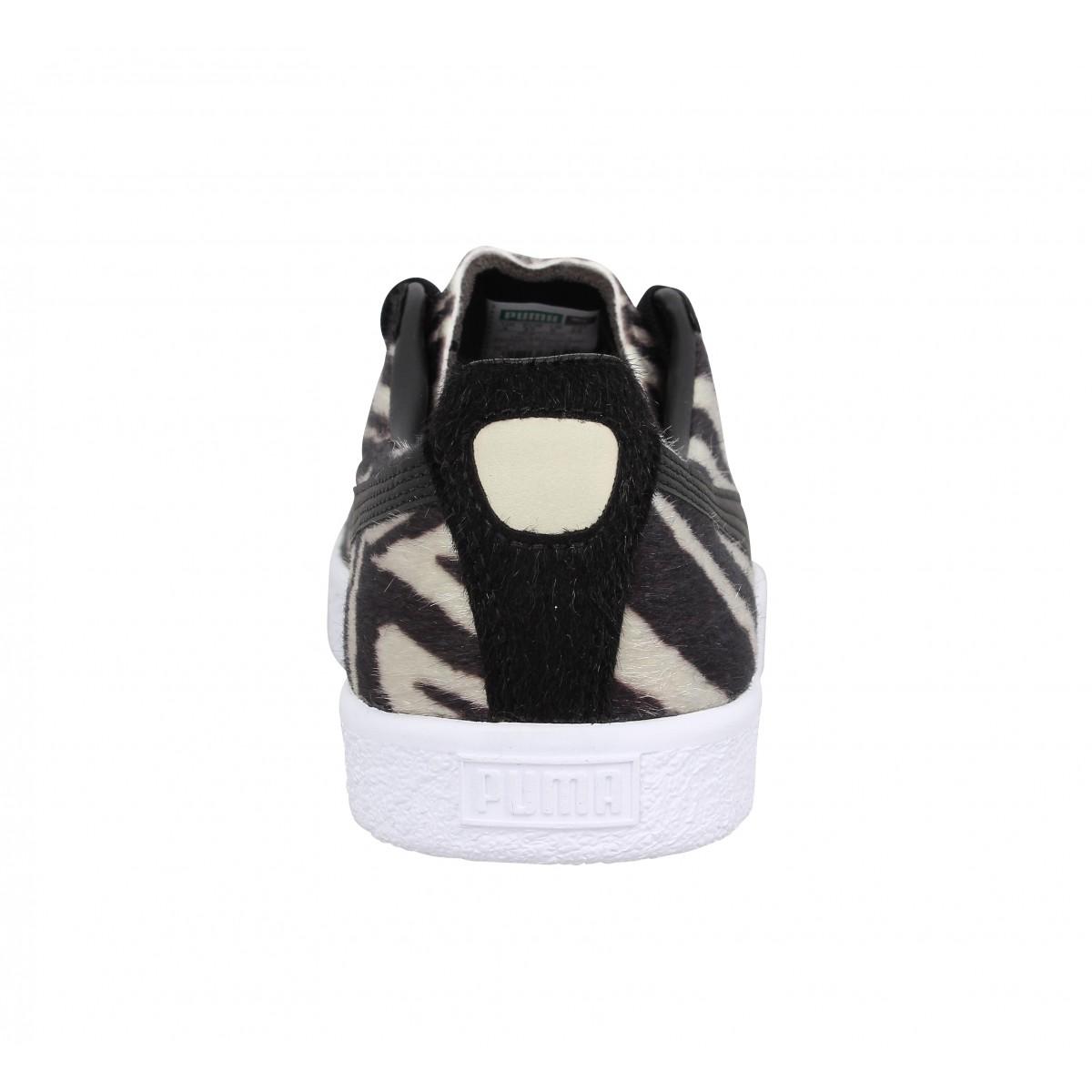 basket puma zebre