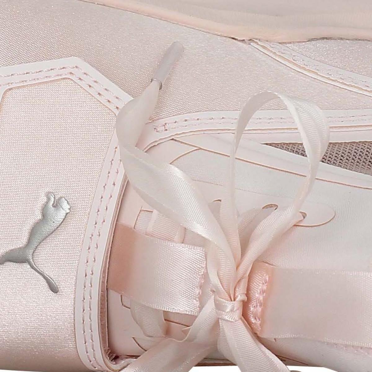 4wpRqxrA4amp; Satin Femme Chaussures Fanny Rose Puma Phenom stultify PkZiXuTO