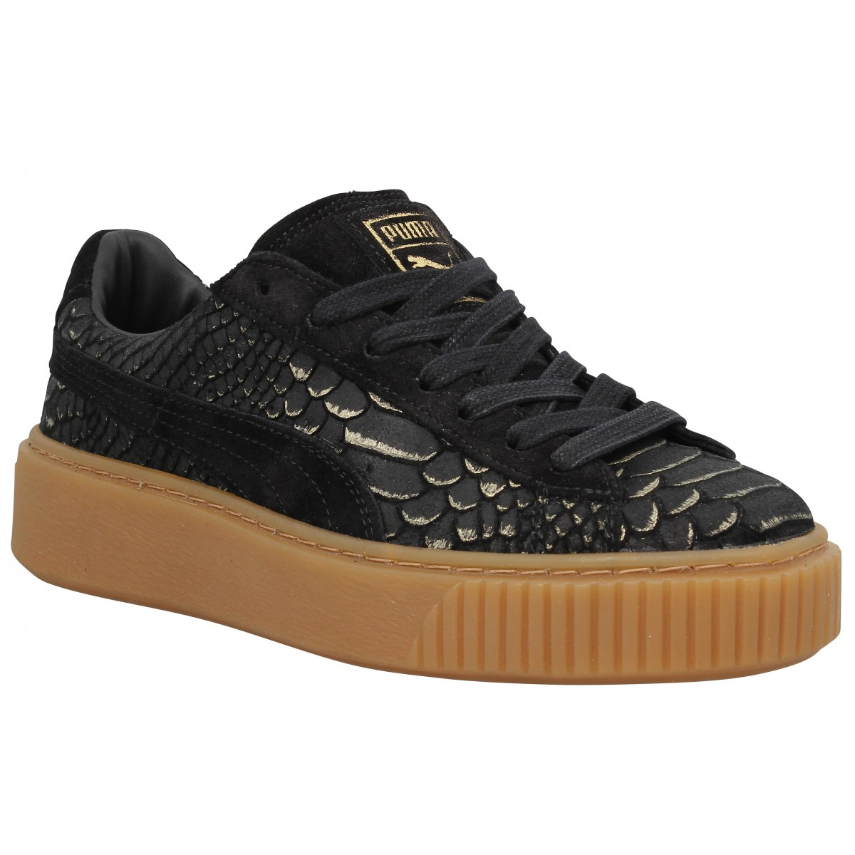 chaussures femme puma platform