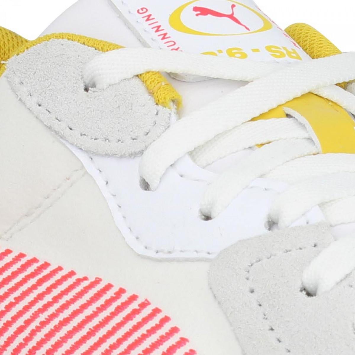 PUMA RS 9.8 Proto toile Femme Blanc