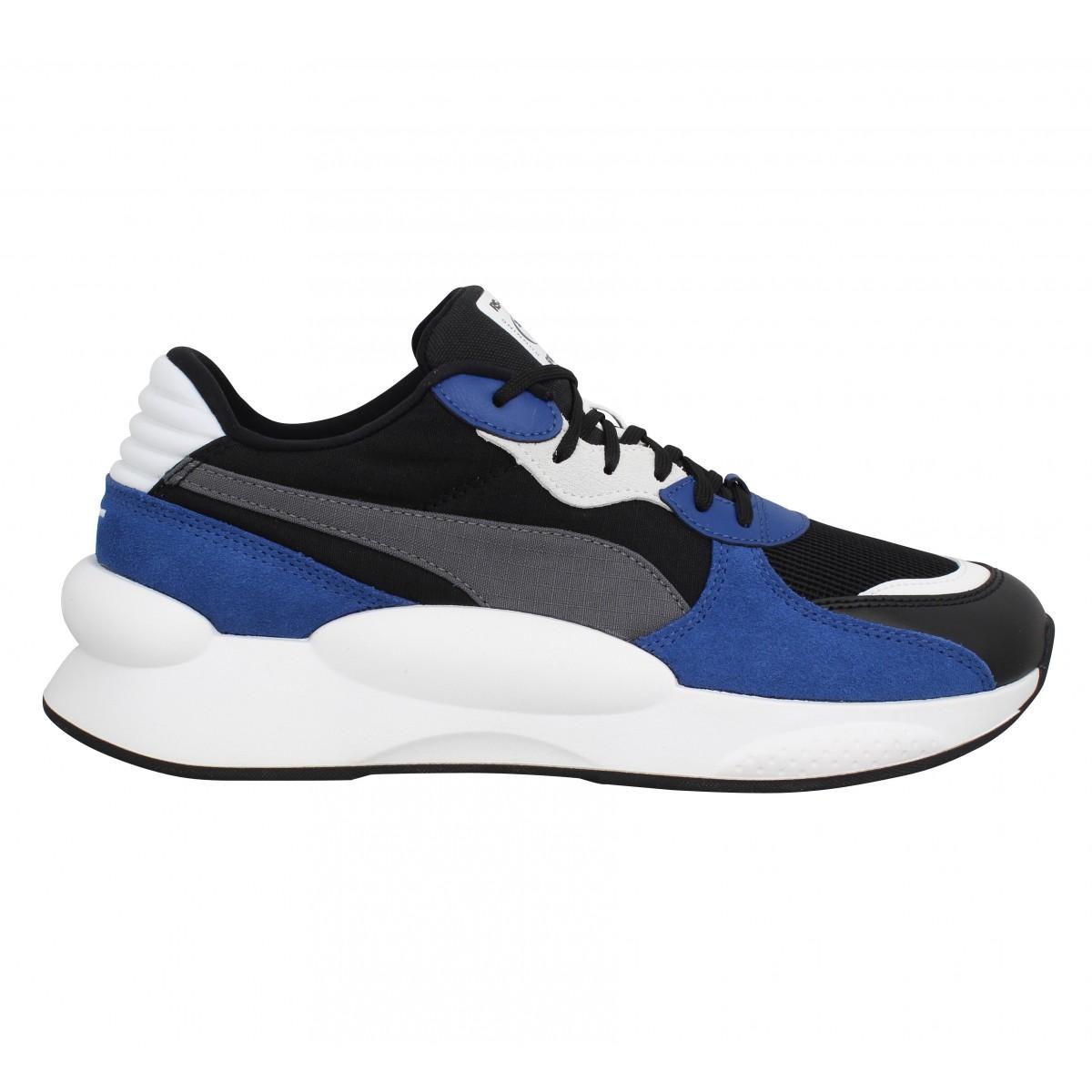Space Rs Puma Toile Noir 9 Homme 8 Bleu kiuZOPX