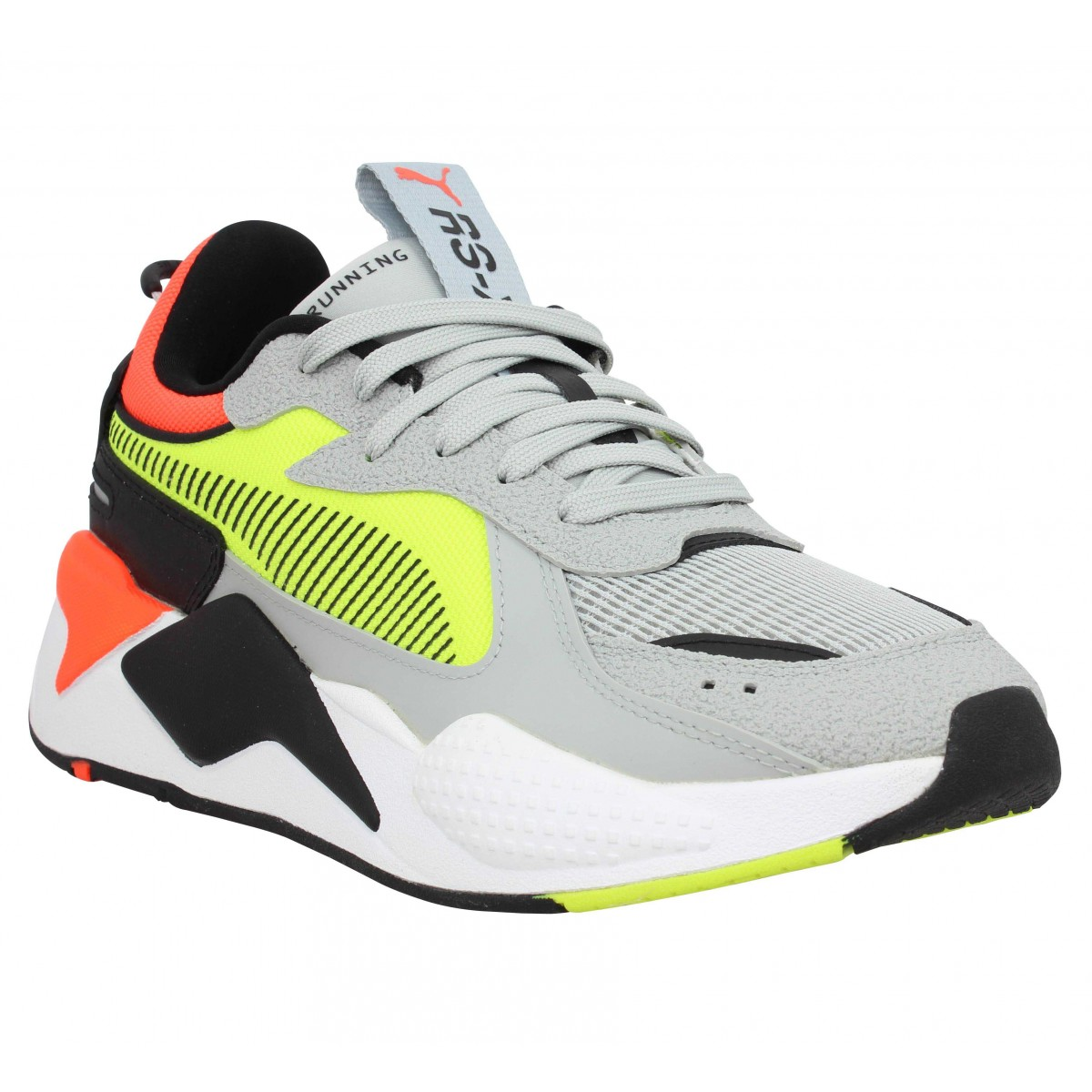 Puma Homme Rs-x Hard Drive Toile...