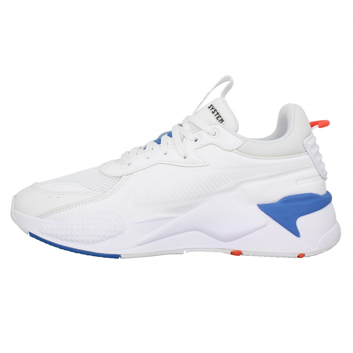 PUMA RS X Master toile Homme Blanc
