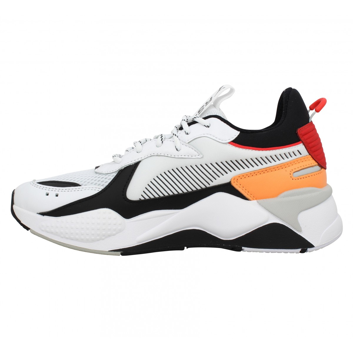 chaussure puma rs x blanche