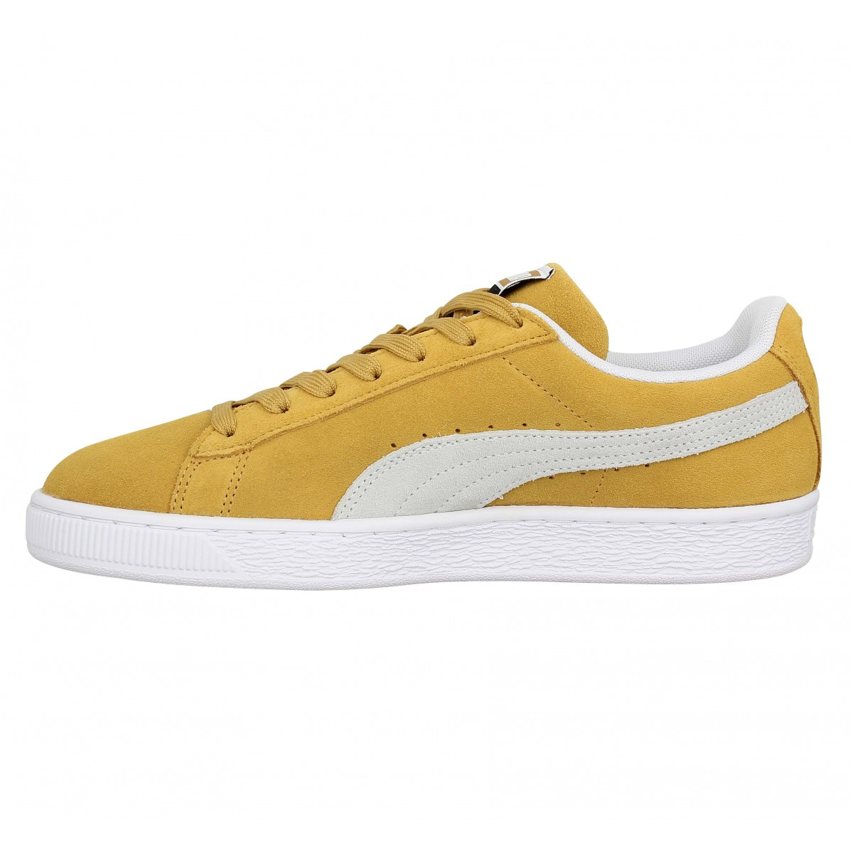 puma homme moutarde