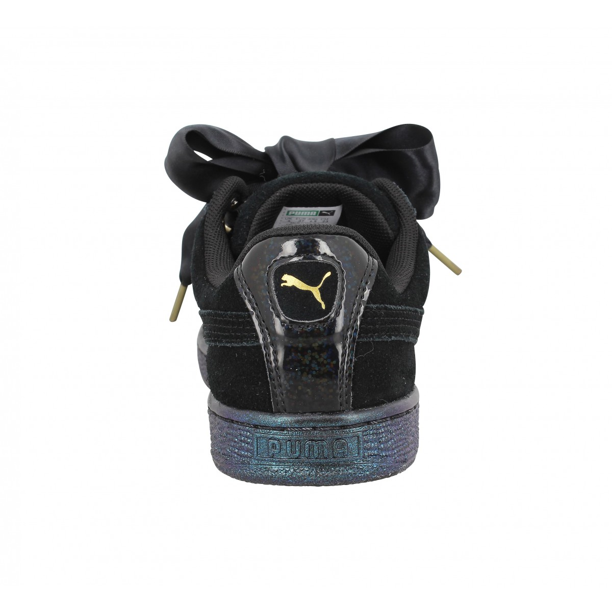 Puma Basket Heart Patent Taille 35