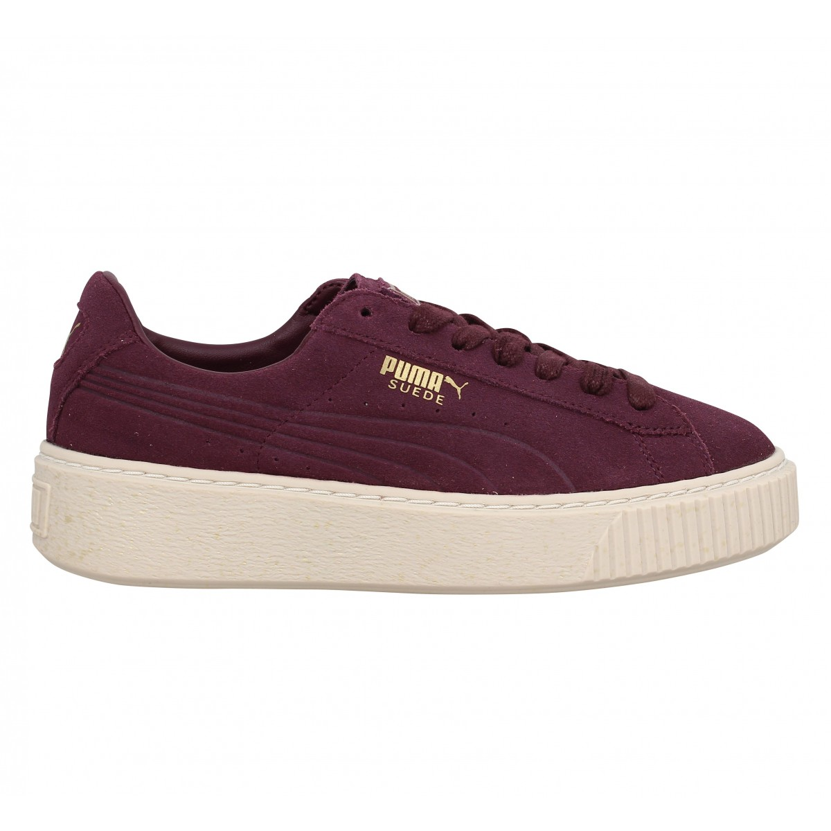 puma suede platform bordeaux. Black Bedroom Furniture Sets. Home Design Ideas