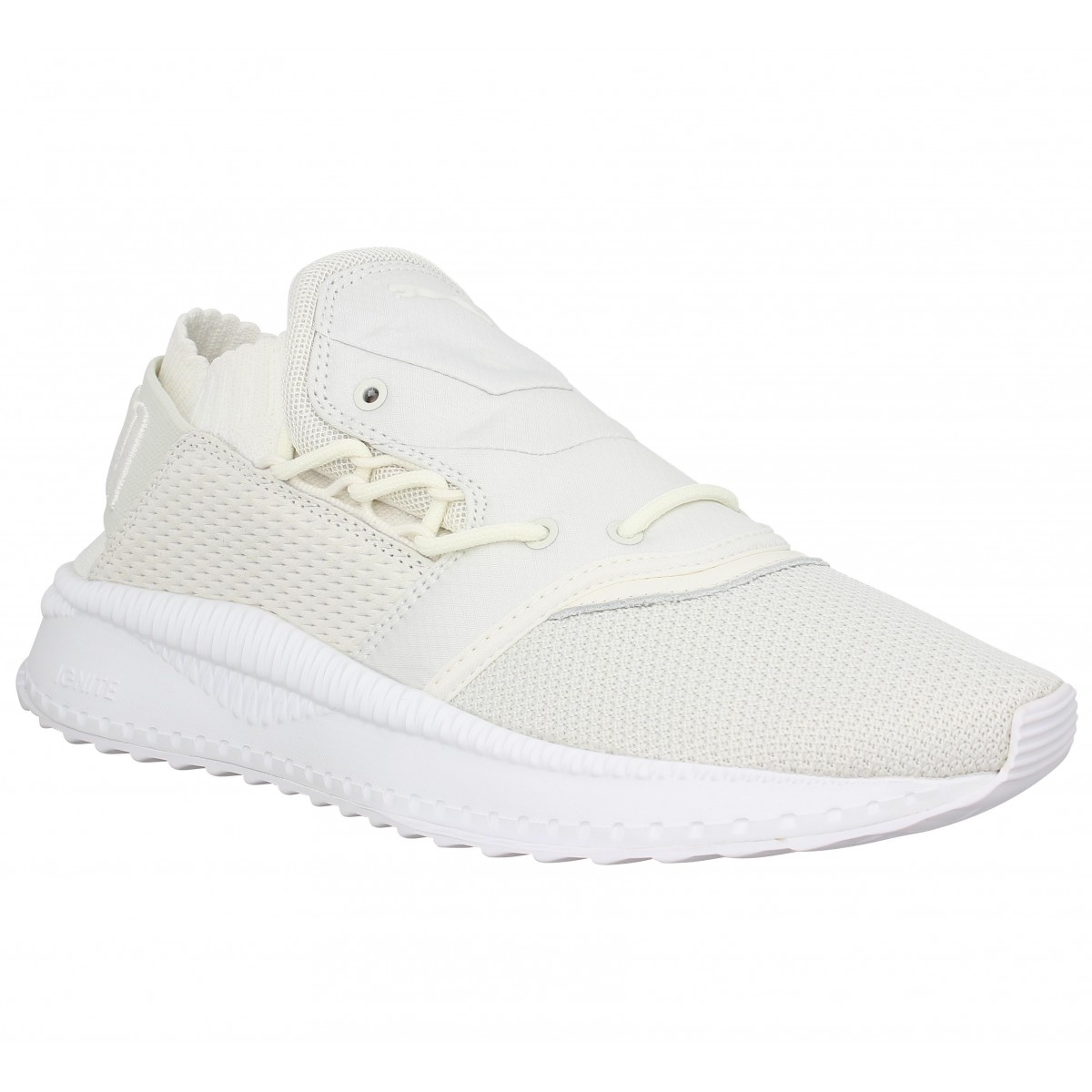 Baskets PUMA Tsugi Shinsei Raw toile Homme Marshmallow