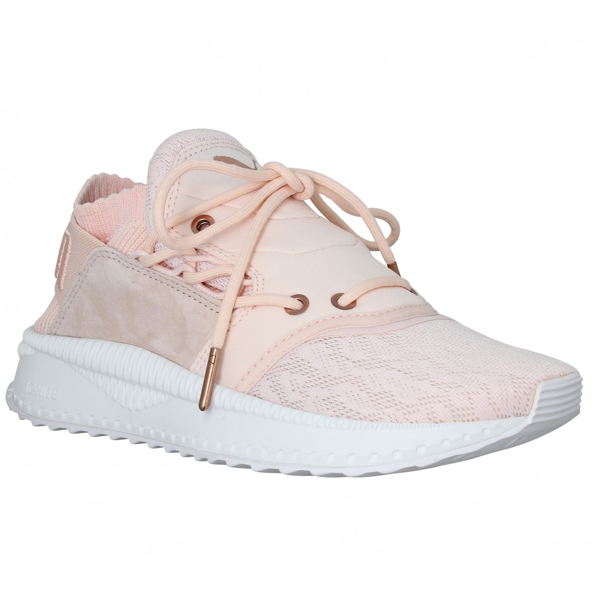 puma chaussures femme rose
