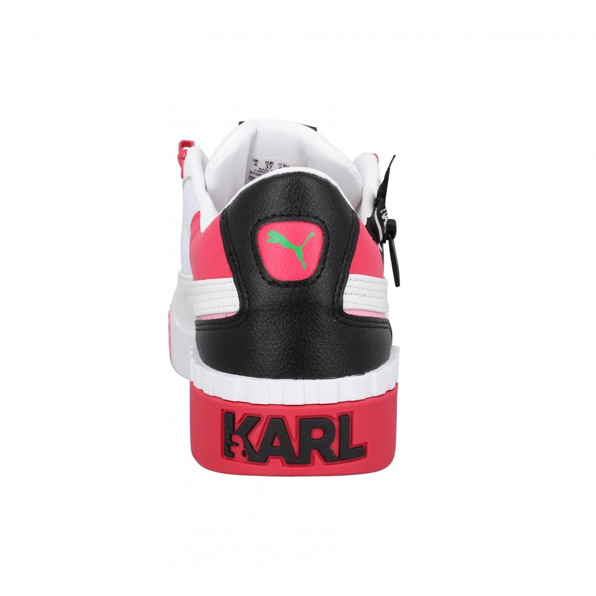 basket puma x karl lagerfeld cali pour femme