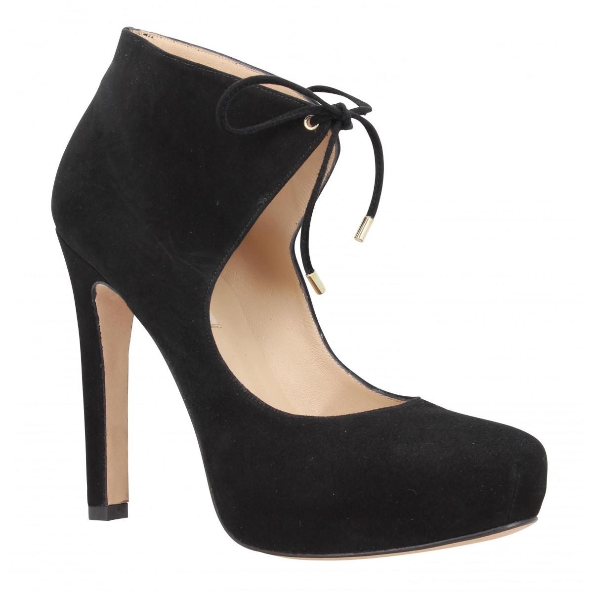 Pura Lopez Femme 405 Velours -39,5-noir