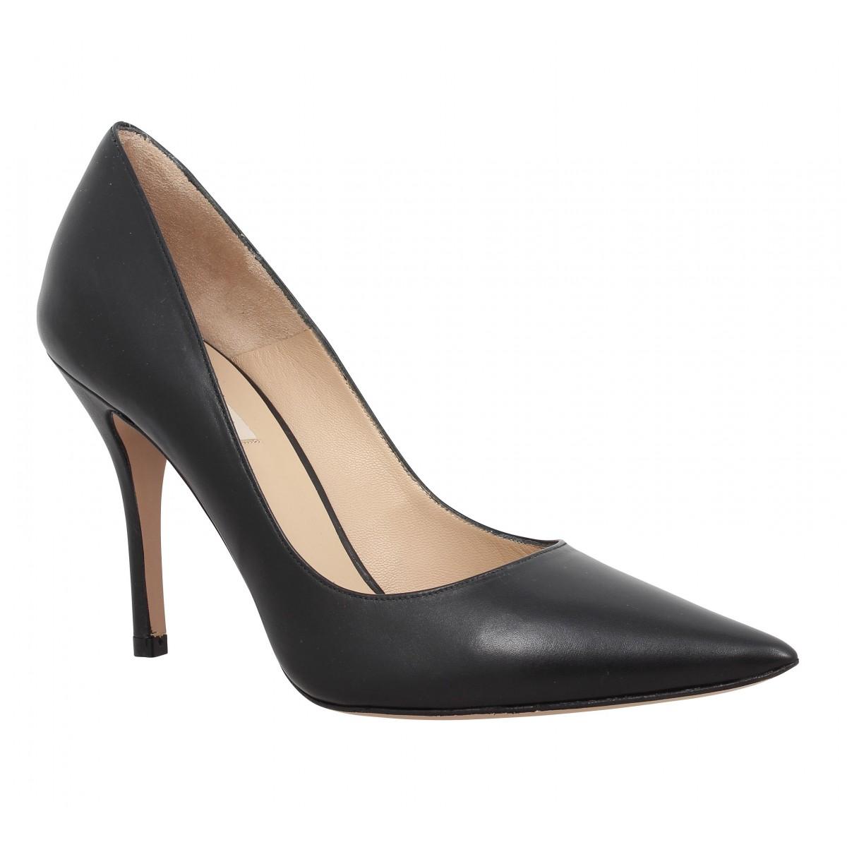 Pura Lopez Marque 650 Veau Femme-35-noir