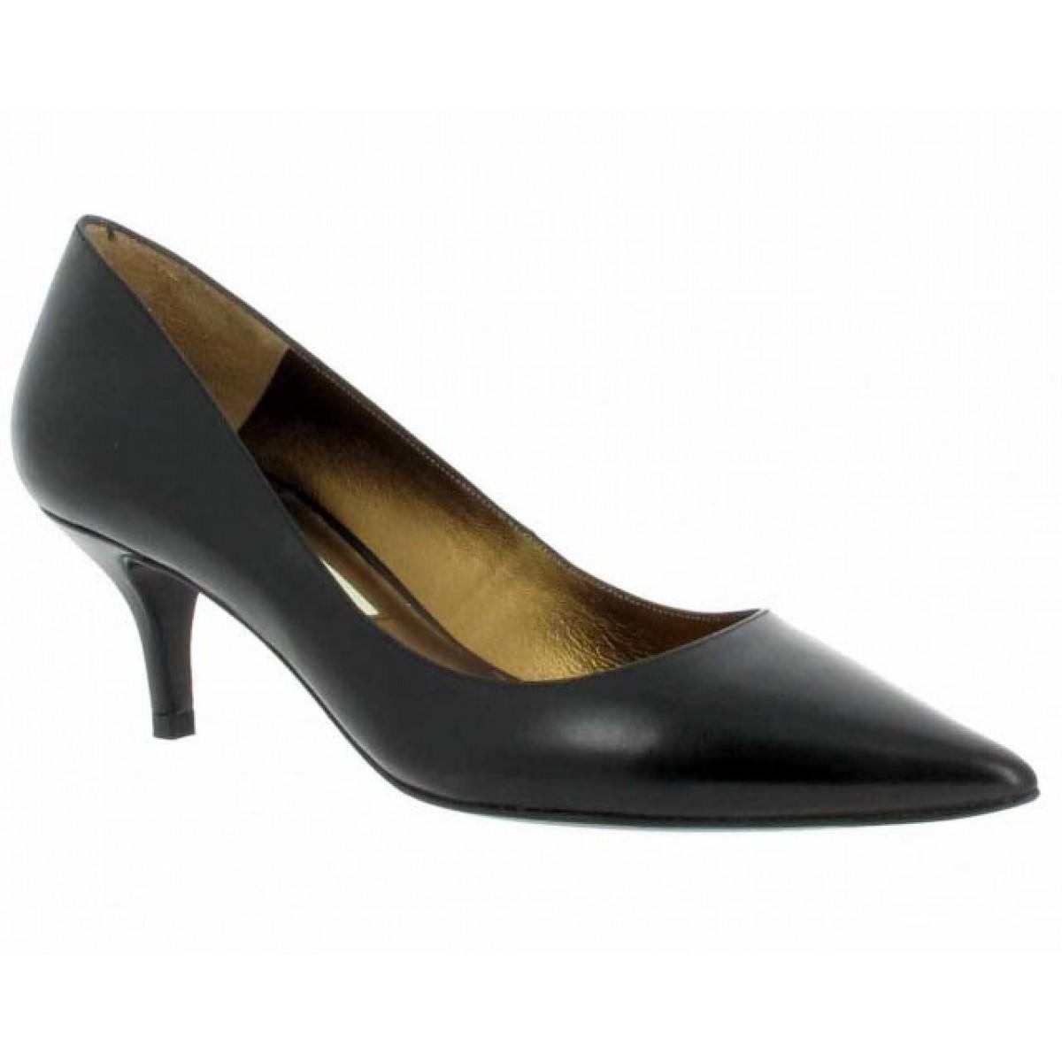 Pura Lopez Femme 675 Veau -35-noir