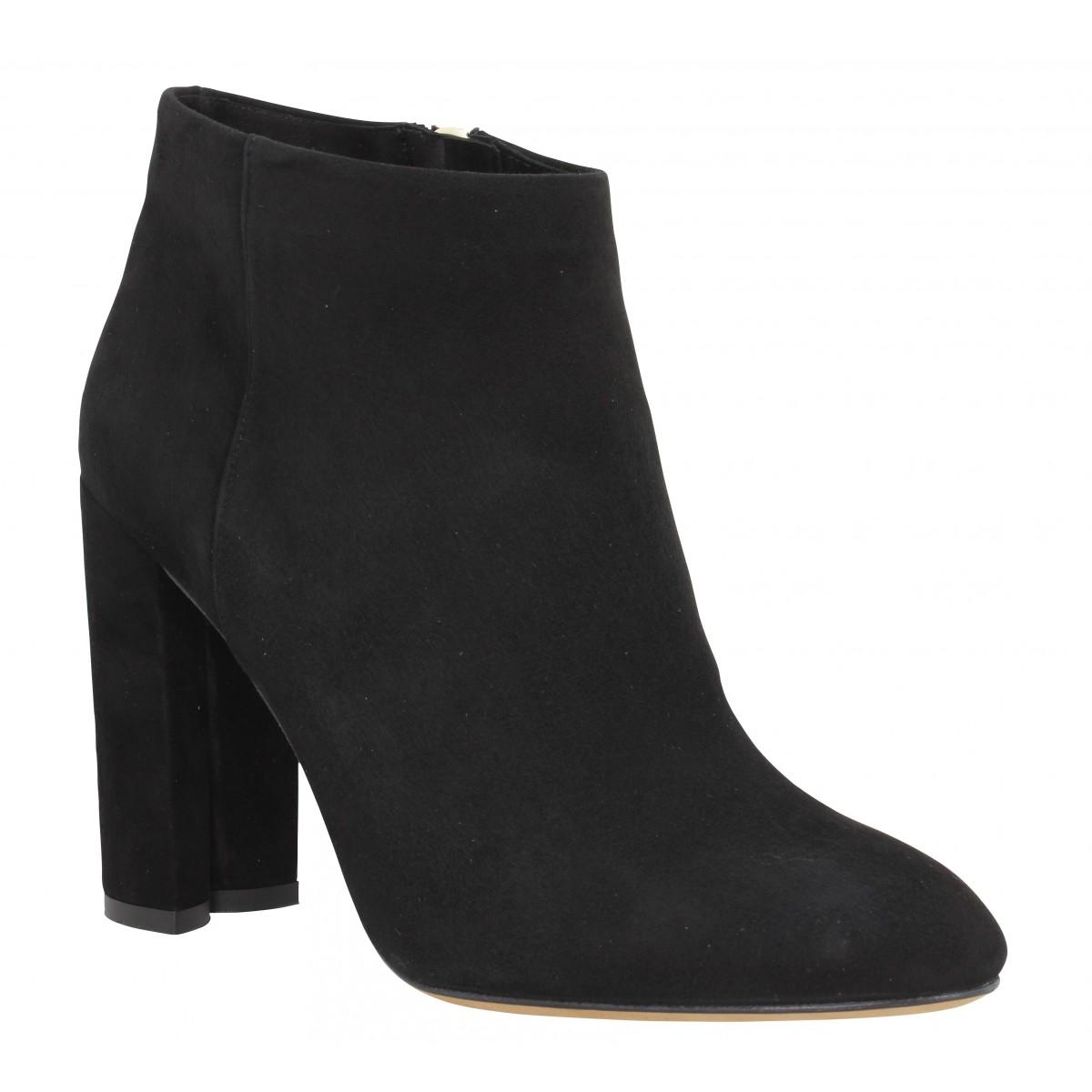 Pura Lopez Femme An500 Velours -35-noir