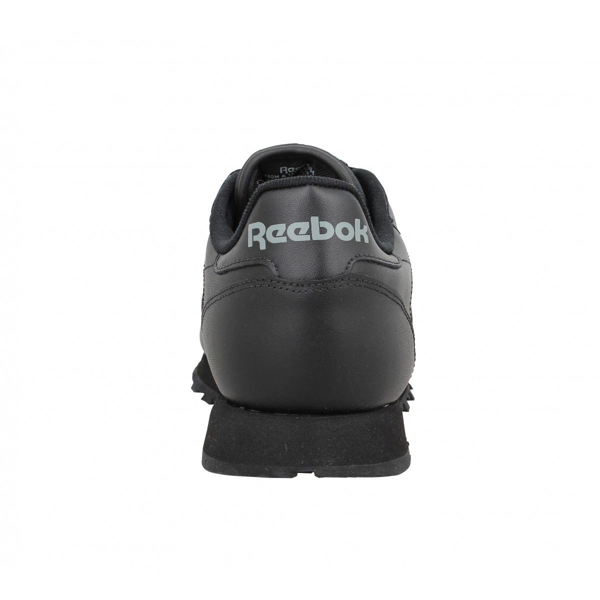 nice shoes no sale tax quality design Reebok classic cuir homme noir   Fanny chaussures