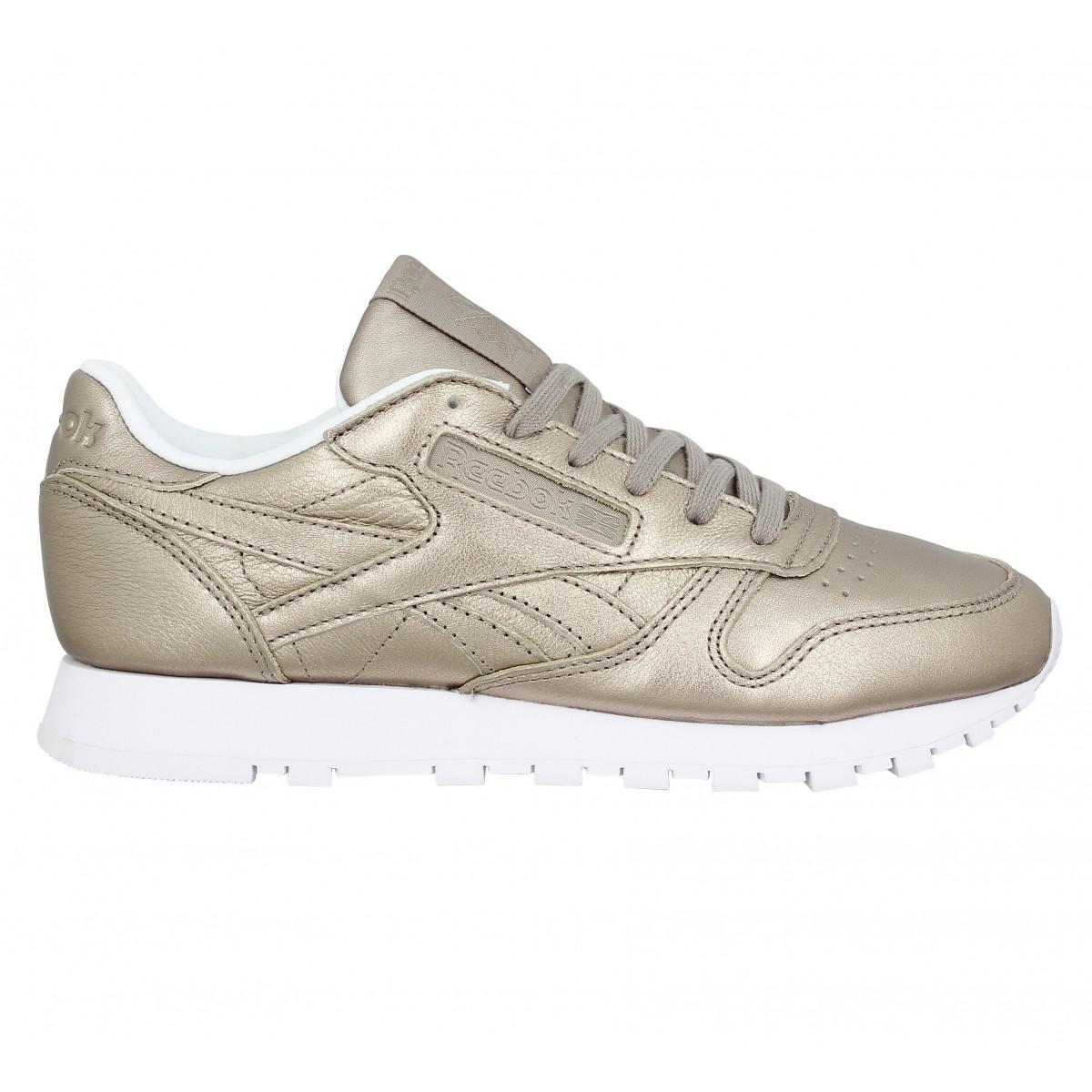 Chaussures Reebok Cuir Classique Femme bO3VYxL