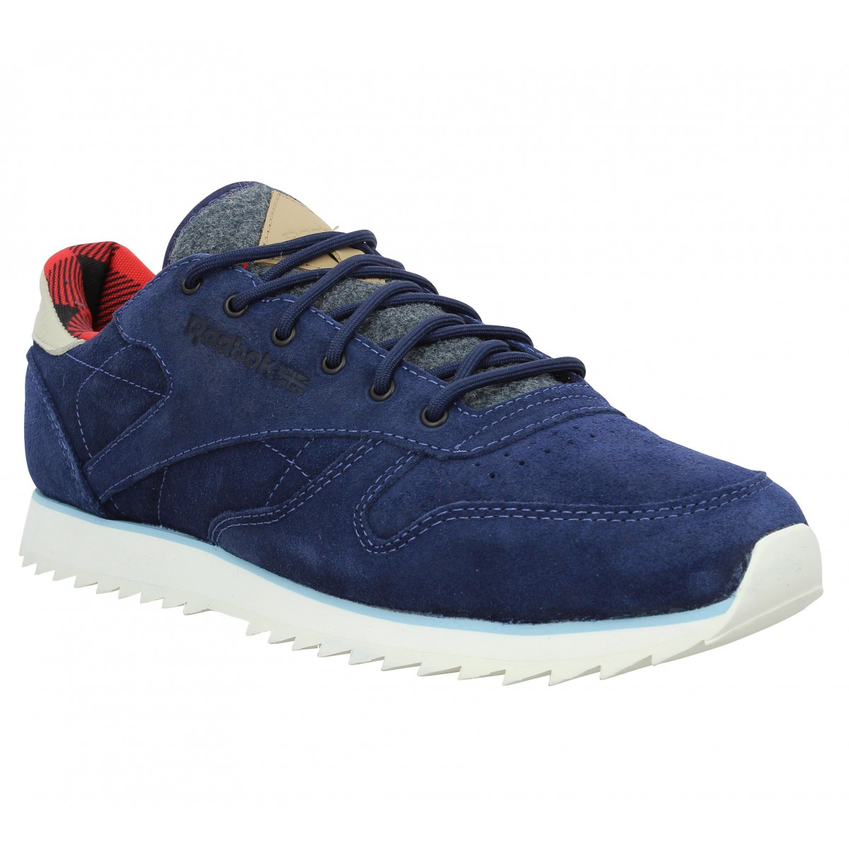 Baskets REEBOK Classic Leather Outdoor Marine