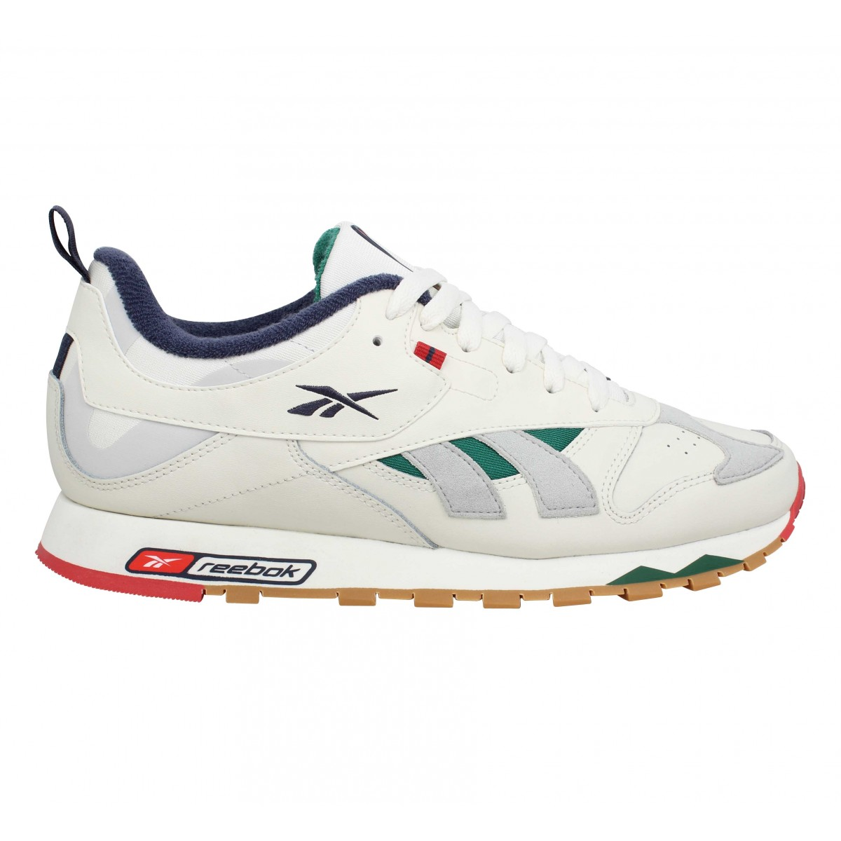 elegant shoes new cheap more photos Reebok classic leather rc cuir homme chalk homme   Fanny chaussures