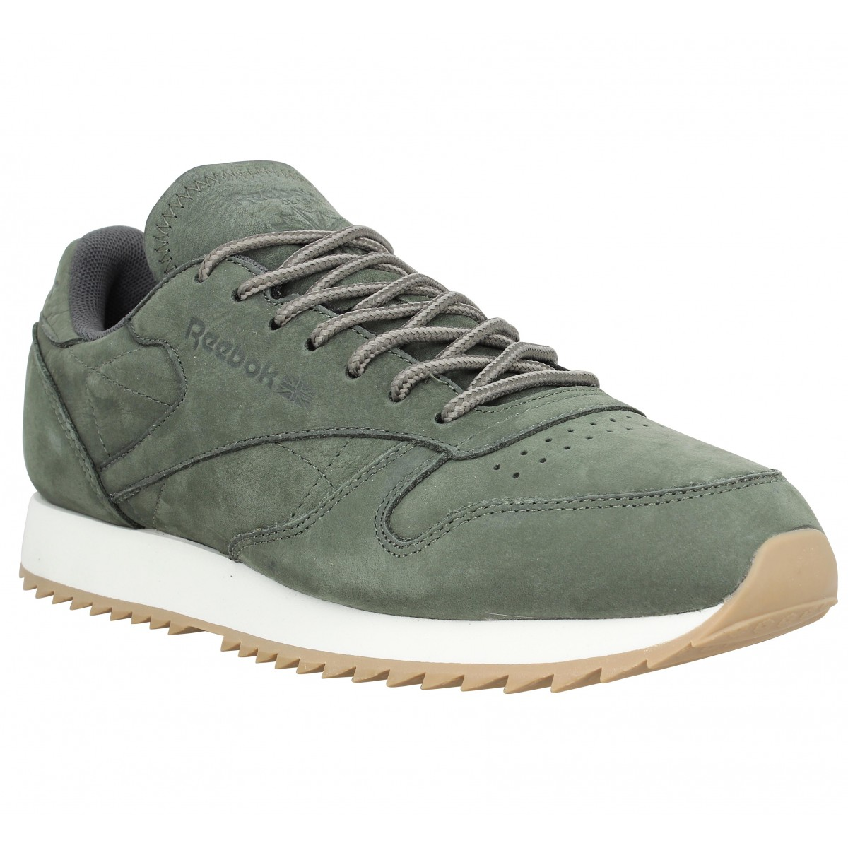 Reebok Homme Classic Leather Ripple...