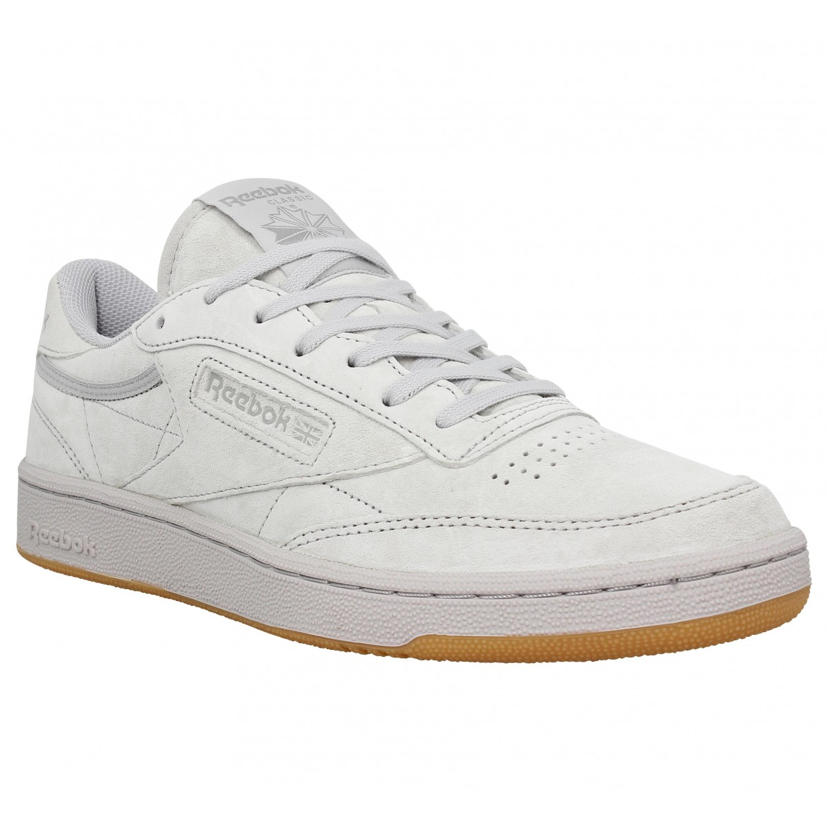 Baskets REEBOK Club C 85 Gris