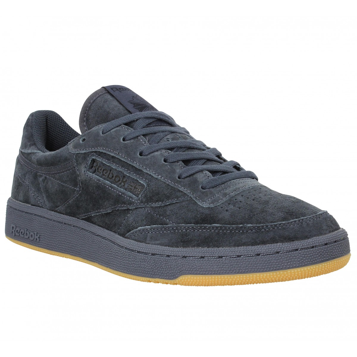 Baskets REEBOK Club C 85 Homme Lead Black