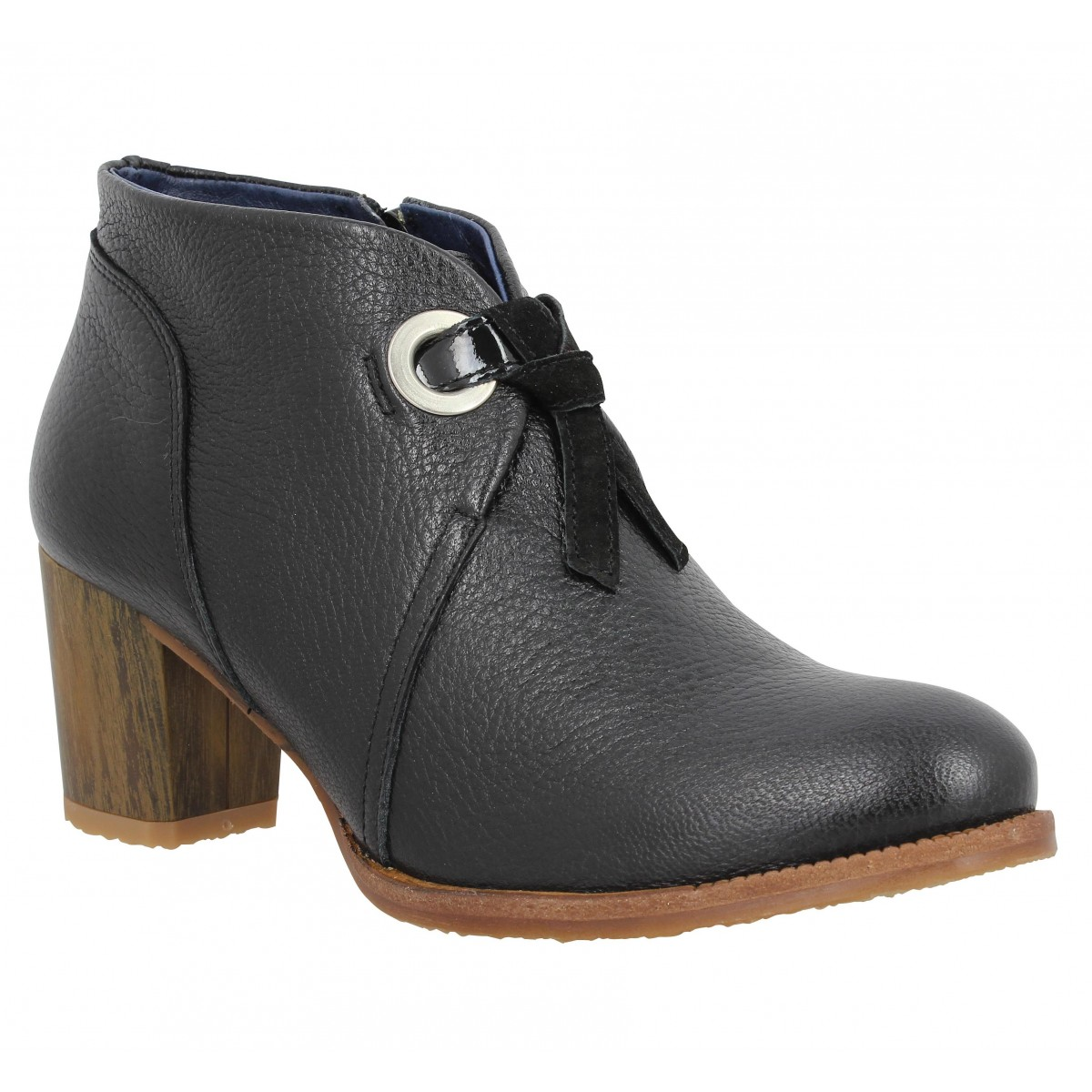 Bottines RIVA 162 Noir