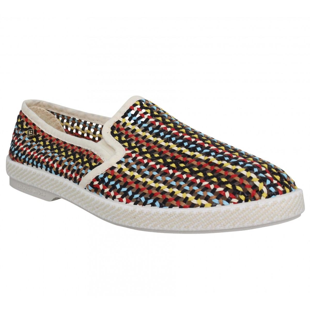 Espadrilles RIVIERAS Lord toile Homme Zelco