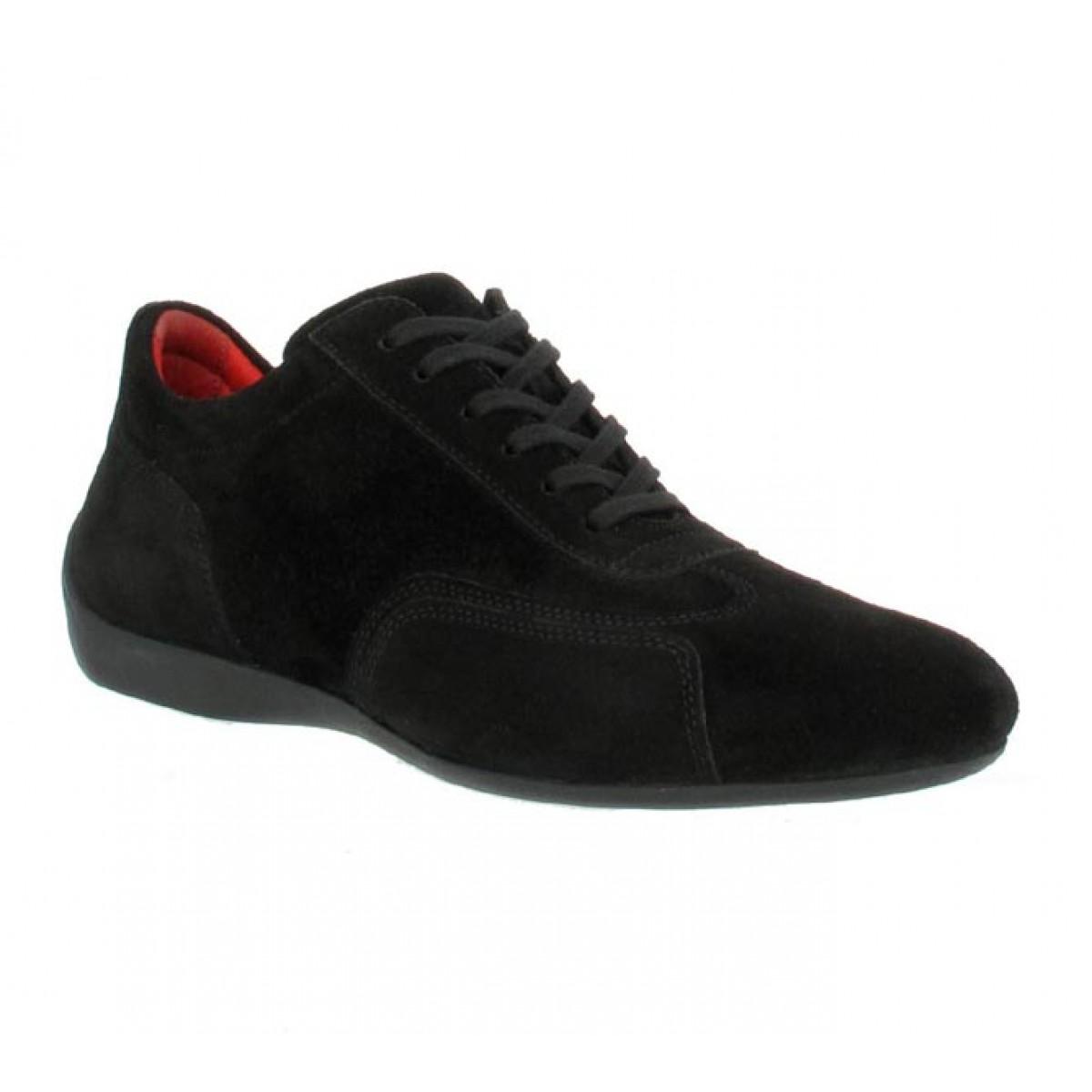 Chaussures à lacets SABELT Granturismo Homme Noir