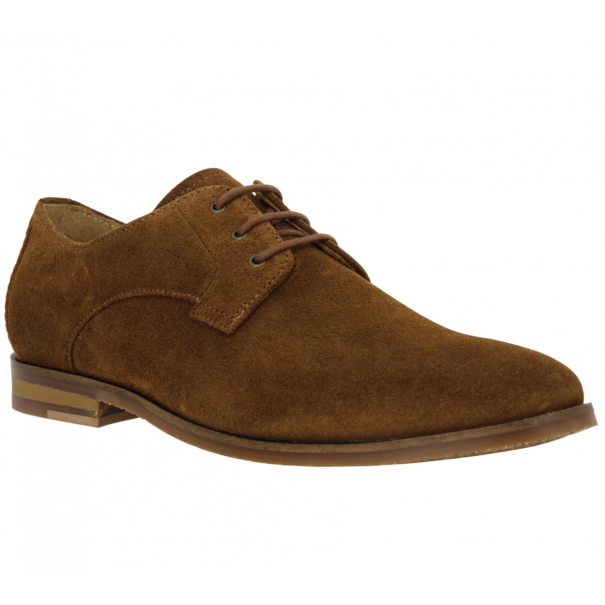 Chaussures à lacets SCHMOOVE Apollon Derby Cognac