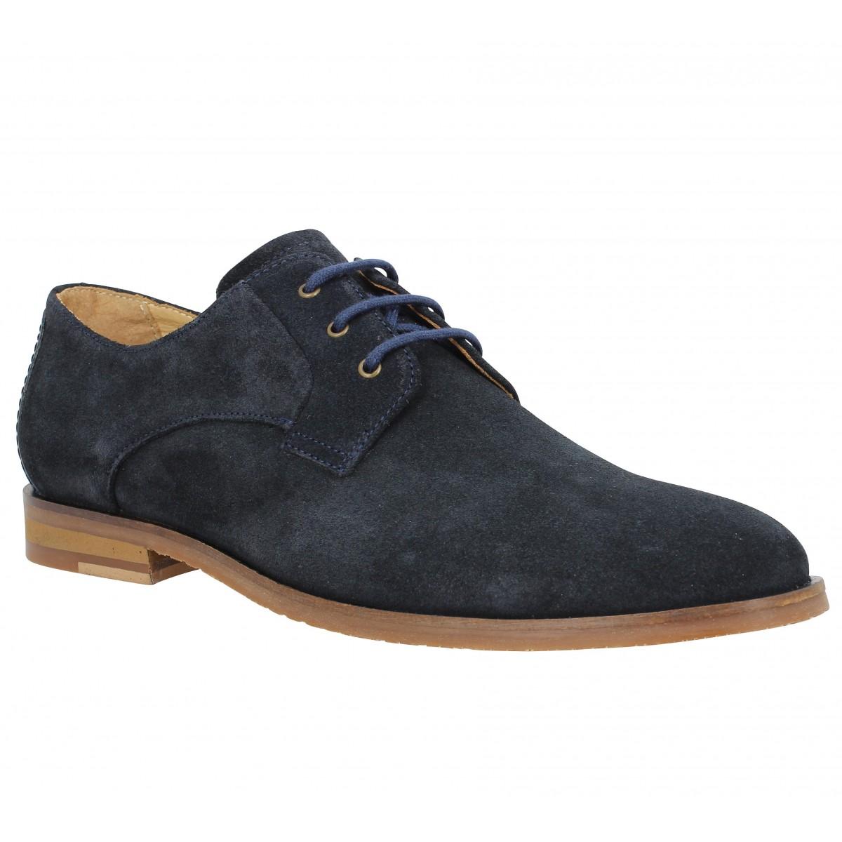 Chaussures à lacets SCHMOOVE Apollon Derby Marine
