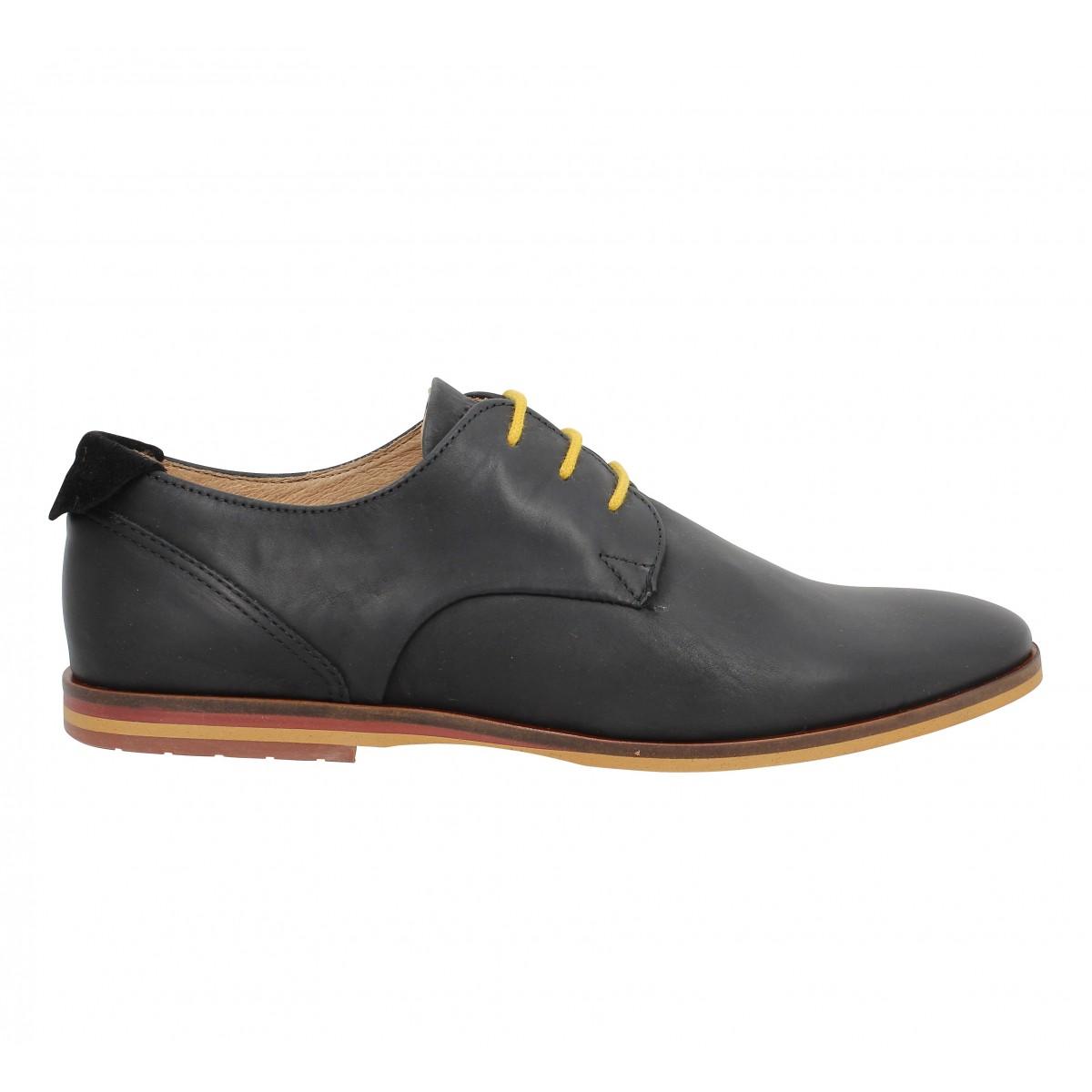 soldes schmoove swan derby noir homme fanny chaussures. Black Bedroom Furniture Sets. Home Design Ideas