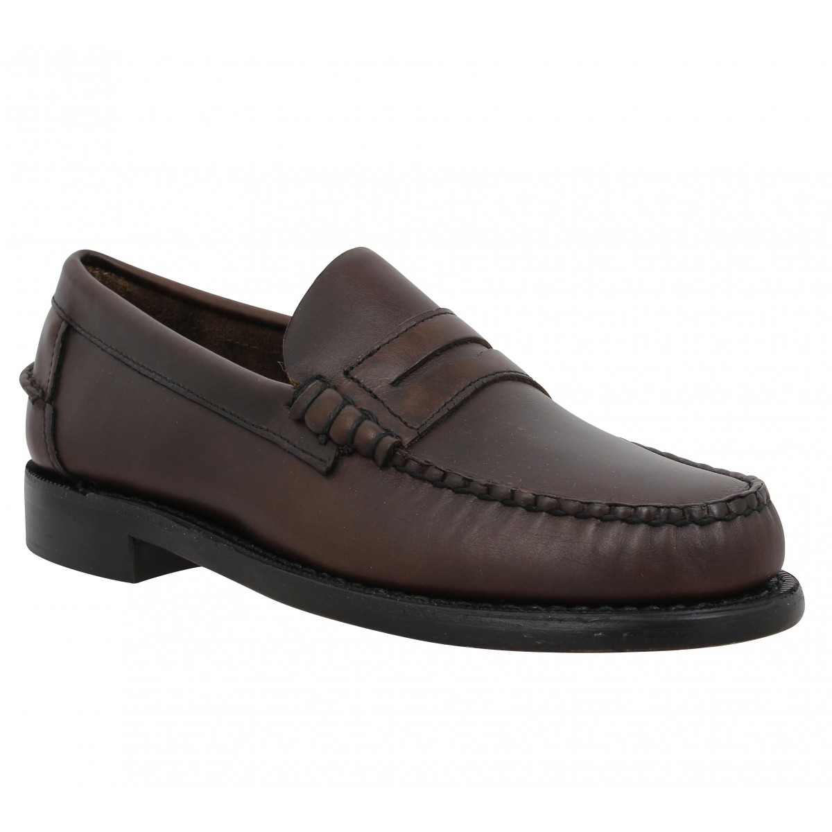 soldes sebago classic homme chocolat fanny chaussures. Black Bedroom Furniture Sets. Home Design Ideas