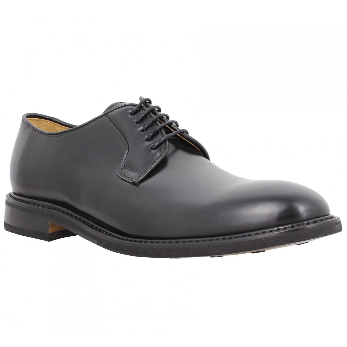 Chaussures à lacets SEBAGO Cordoba cuir Homme Noir