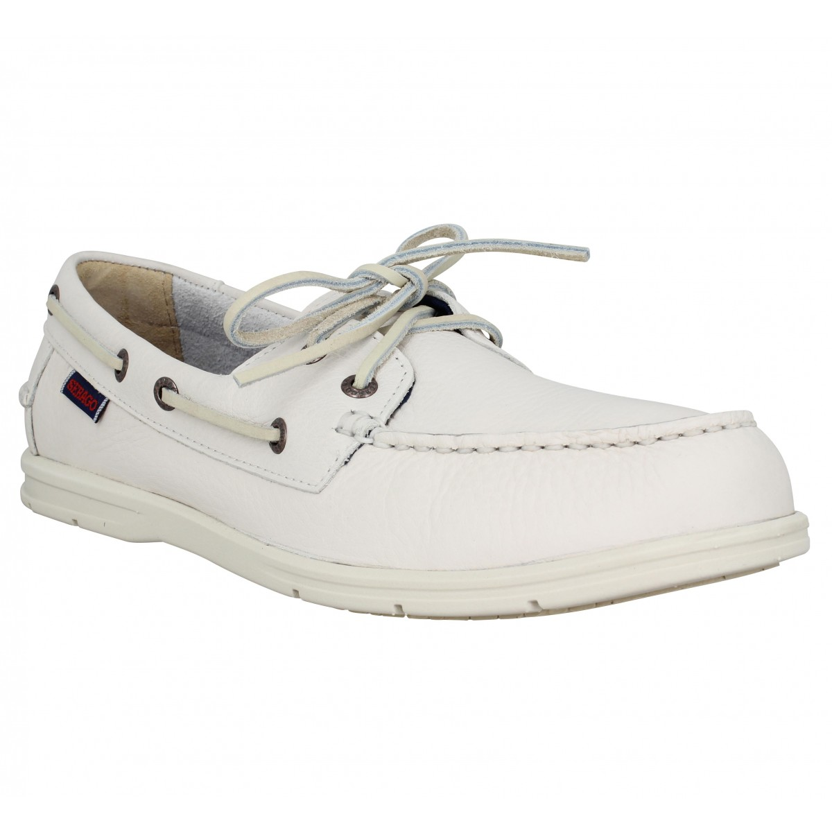 Sebago Homme Litesides Two Eye Cuir...