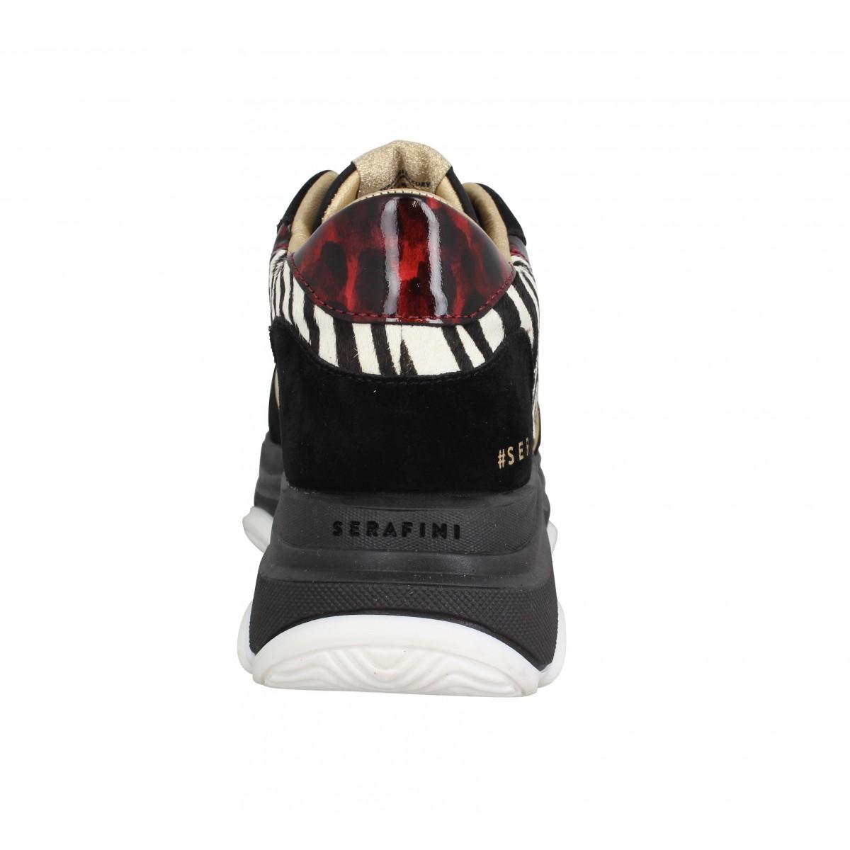 SERAFINI les baskets de fabrication Italienne ultra mode