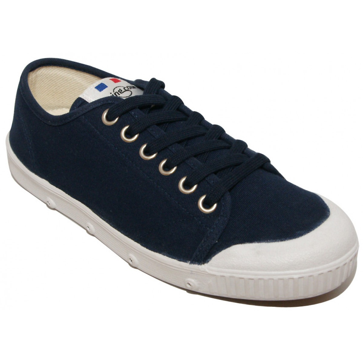 Baskets SPRING COURT G2 Homme Marine
