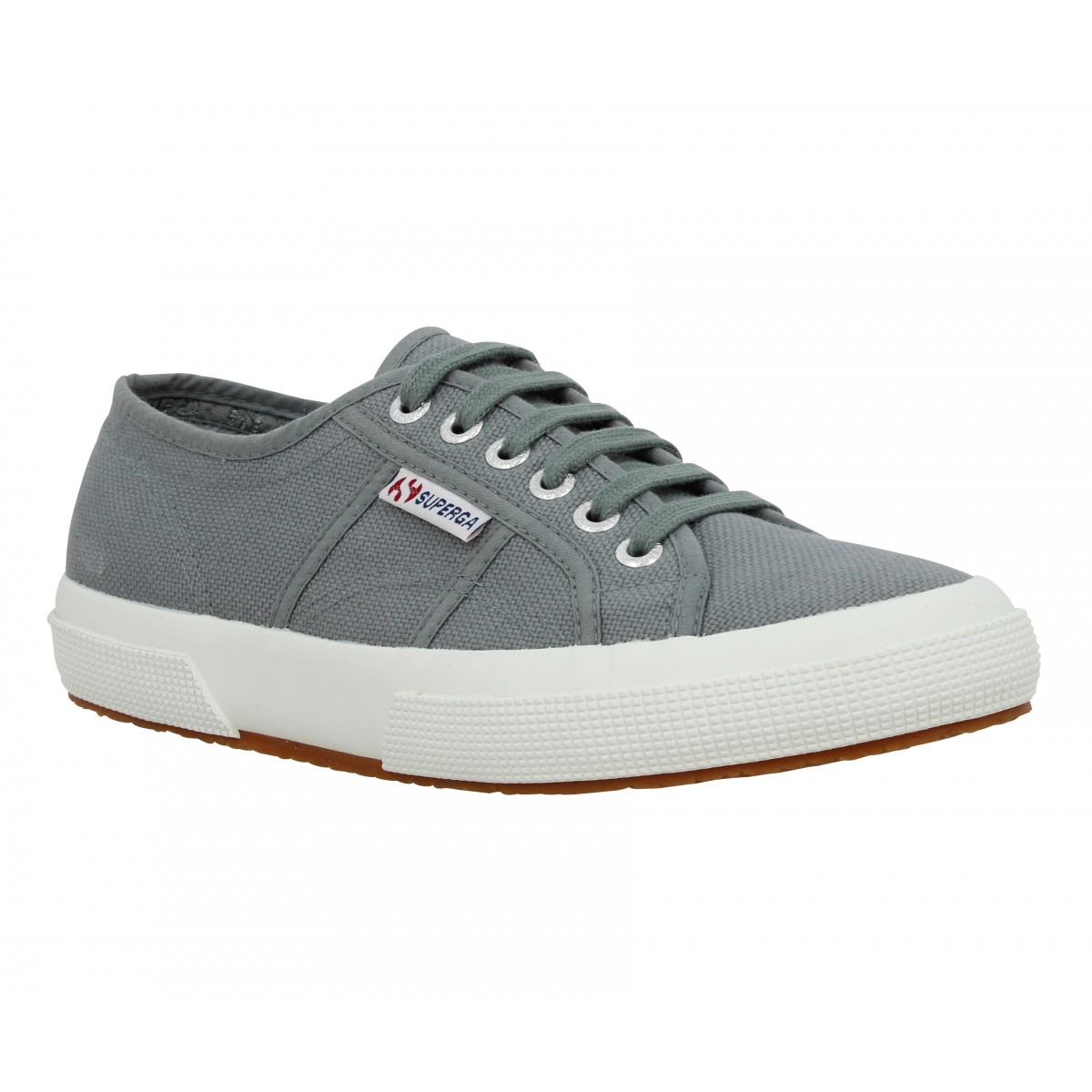 Baskets SUPERGA 2750 Homme Gris