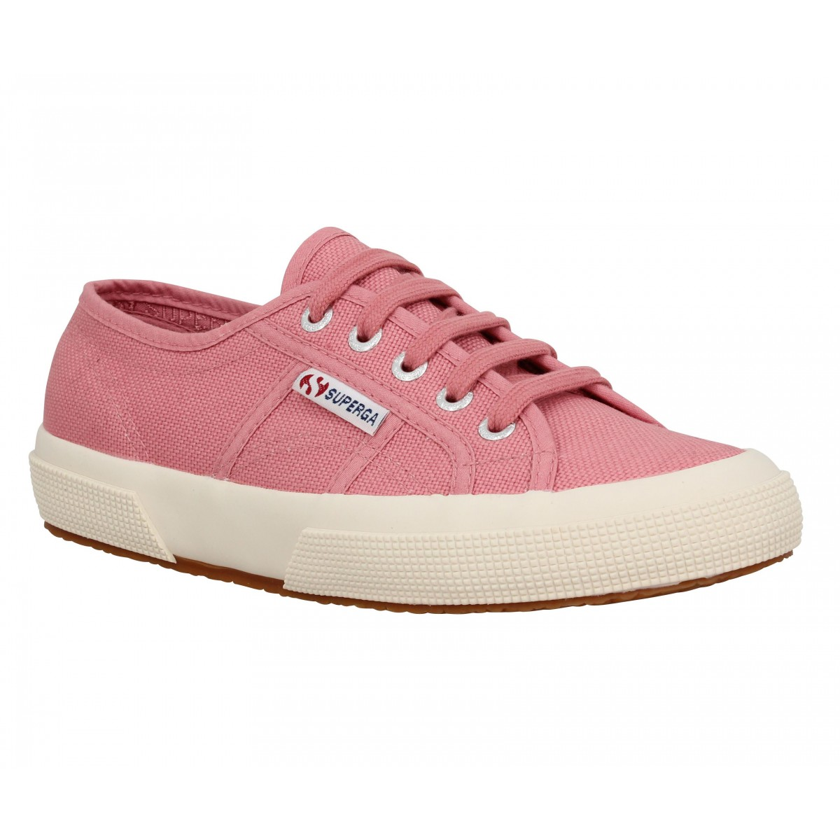 Baskets SUPERGA 2750 toile Femme Dusty Rose