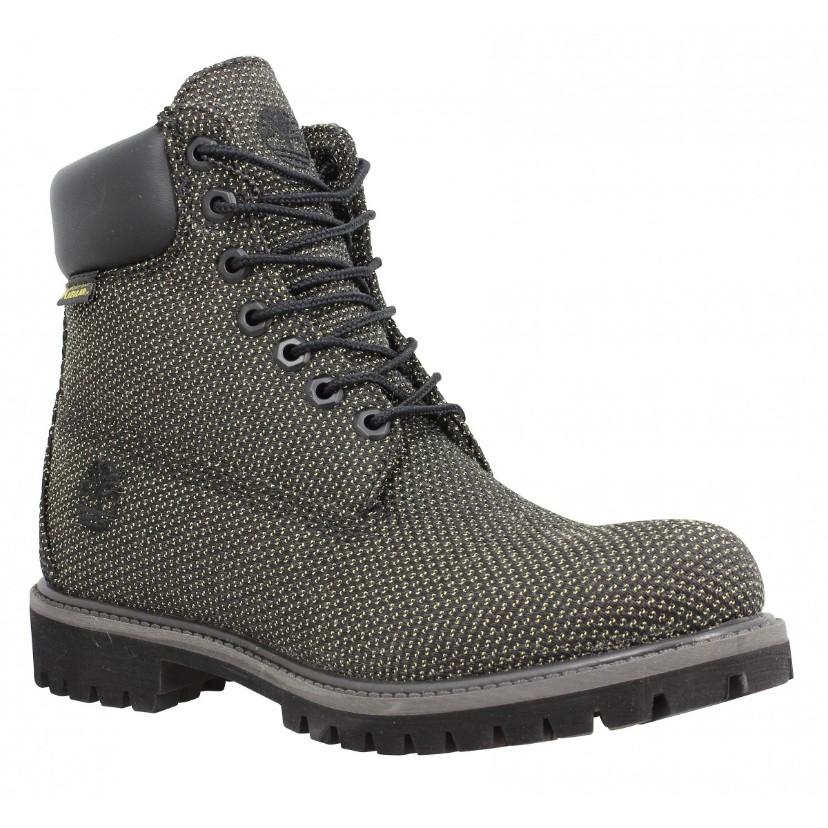 Bottines TIMBERLAND 6in Fabric kevlar Homme Black