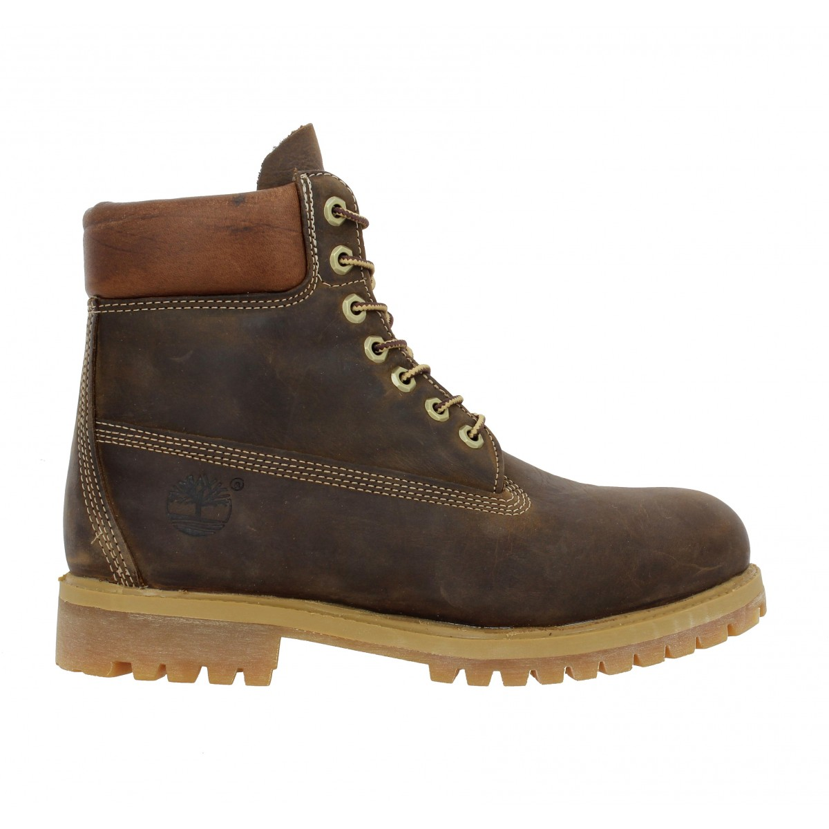 timberland 6in premium cuir gras homme marron fanny chaussures. Black Bedroom Furniture Sets. Home Design Ideas